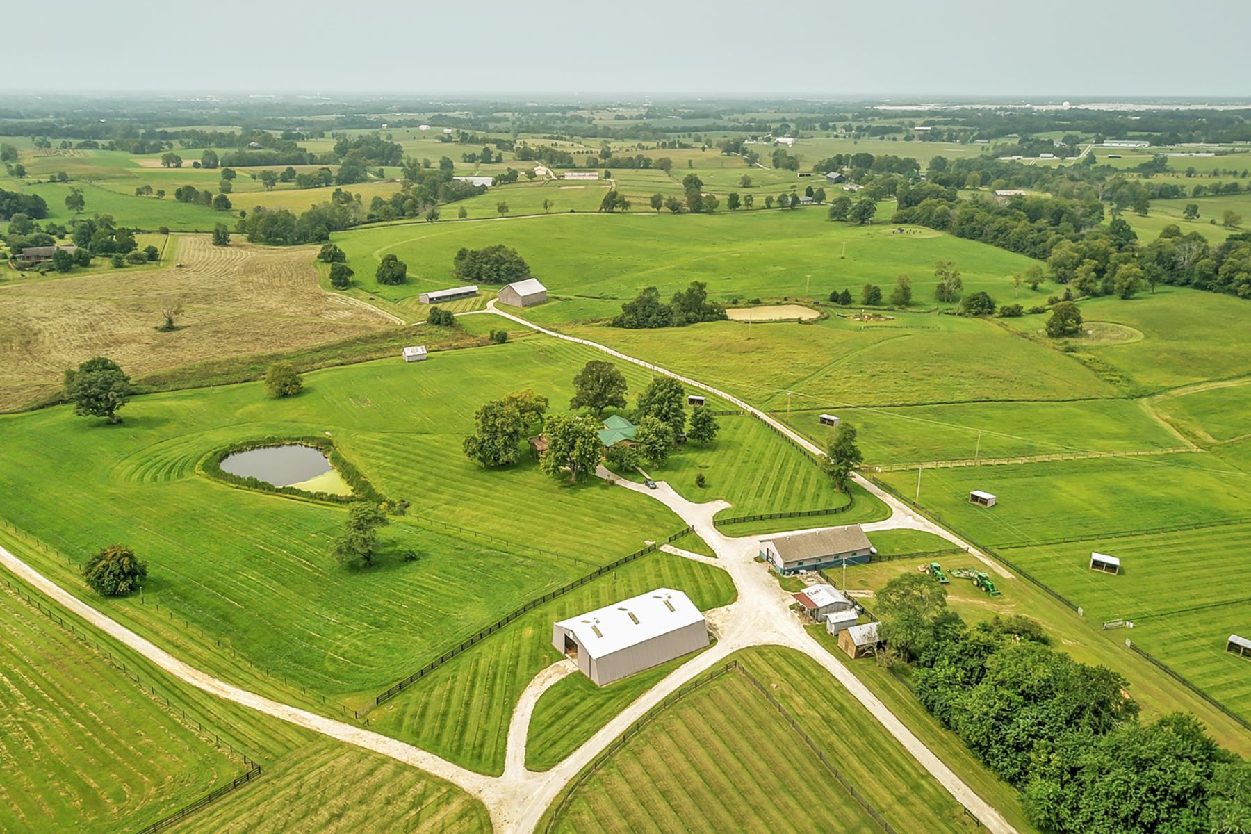 Farm / Ranch / Plantation for Sale at EXCEPTIONAL AND RARE 723 ACRE EQUESTRIAN FACILITY 3329 Cynthiana Road Georgetown, Kentucky 40324 United States