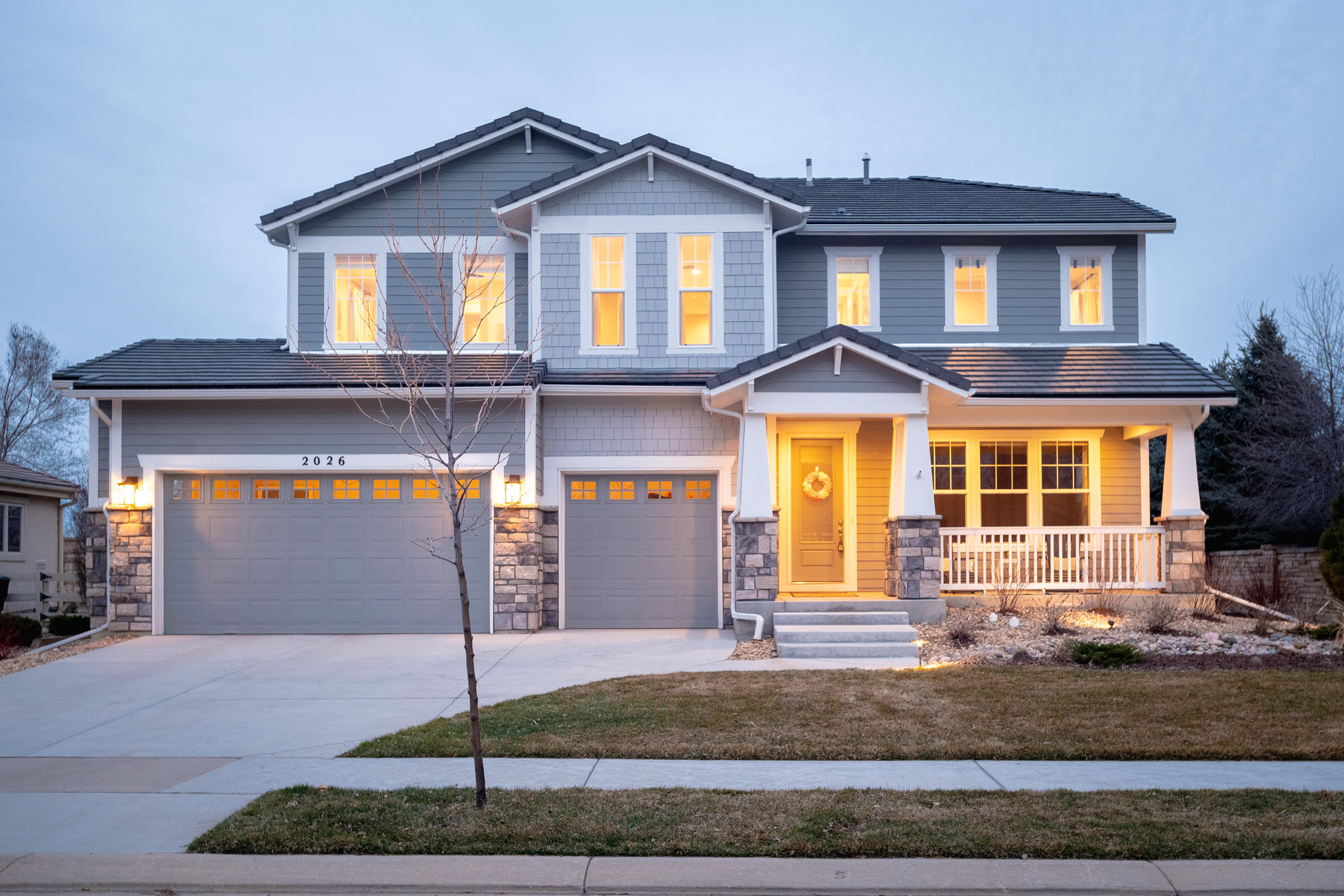 Single Family Homes for Active at Award-Winning Newer Model Home 2026 Braeburn Ct Longmont, Colorado 80503 United States