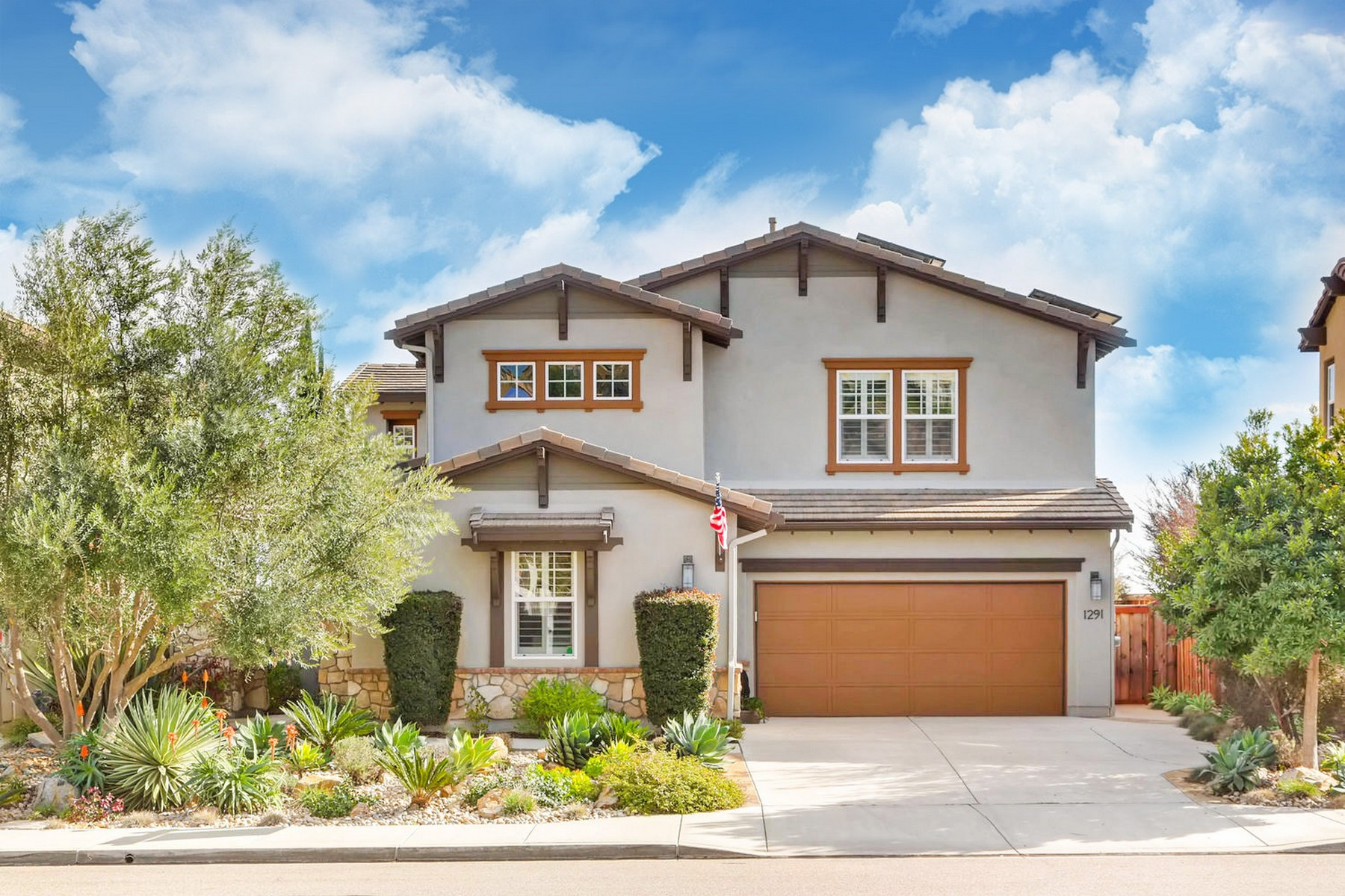 Single Family Home for Active at 1291 Holmgrove Drive 1291 Holmgrove Dr San Marcos, California 92078 United States