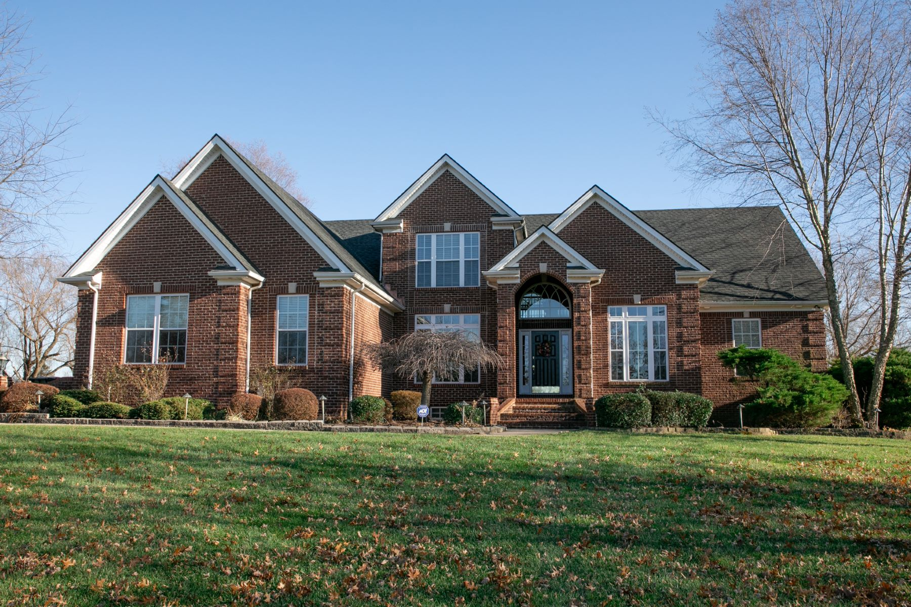 Single Family Homes for Sale at 210 Cambridge Lane Nicholasville, Kentucky 40356 United States