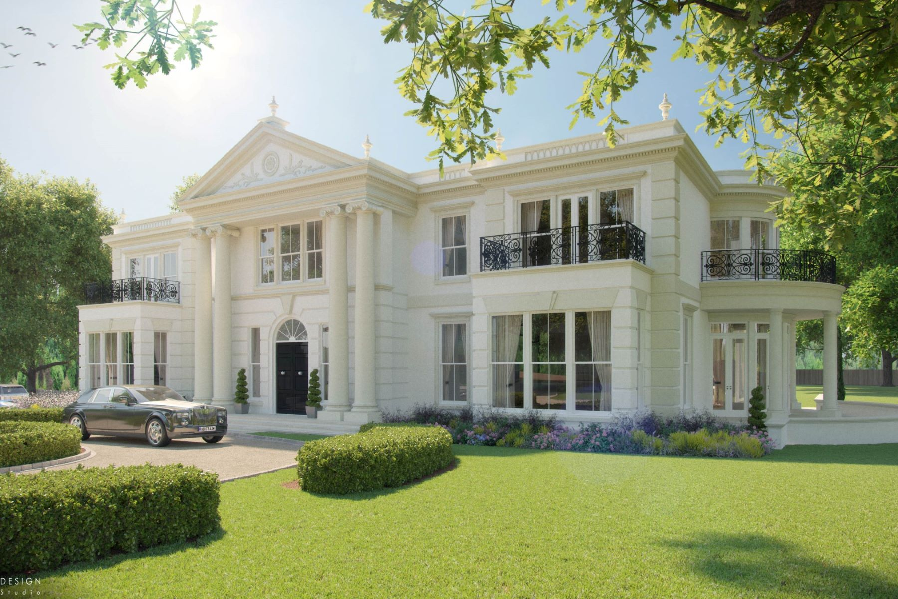 Single Family Homes for Sale at St George's Hill, Weybridge KT13 Weybridge, England KT13 0NP United Kingdom