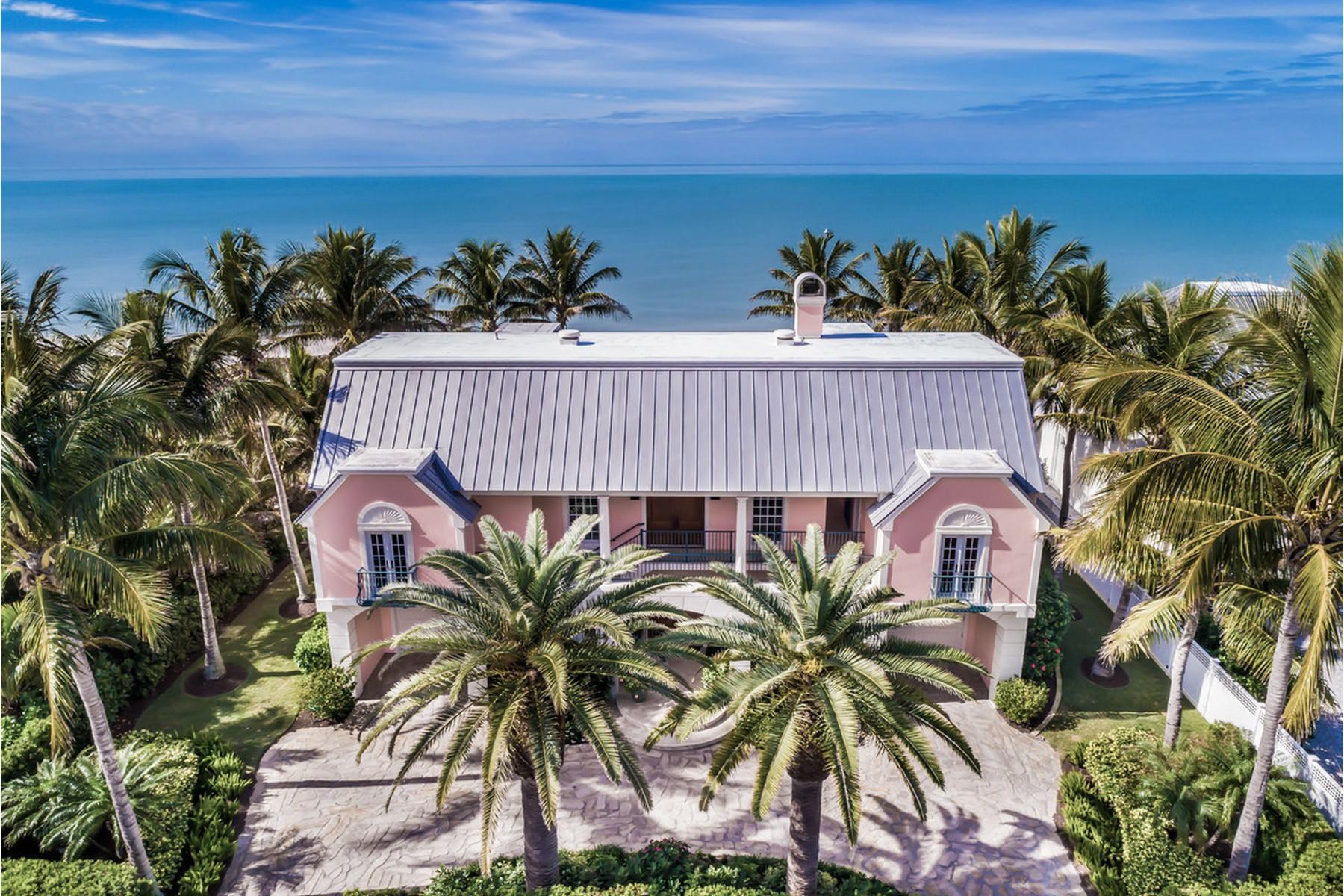 Single Family Homes por un Venta en Boca Grande, Florida 33921 Estados Unidos