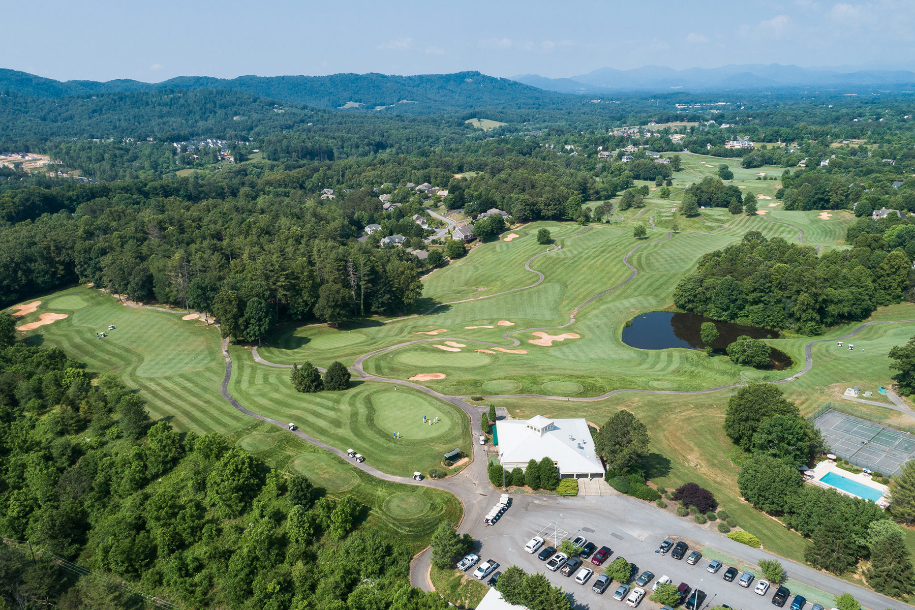 Land for Active at REEMS CREEK GOLF COMMUNITY 117 Twin Courts Dr Weaverville, North Carolina 28787 United States