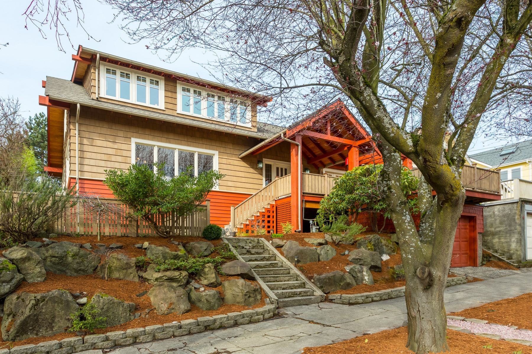 Single Family Home for Sale at 3709 Meridian Ave, Seattle 3709 Meridian Ave Seattle, Washington 98103 United States
