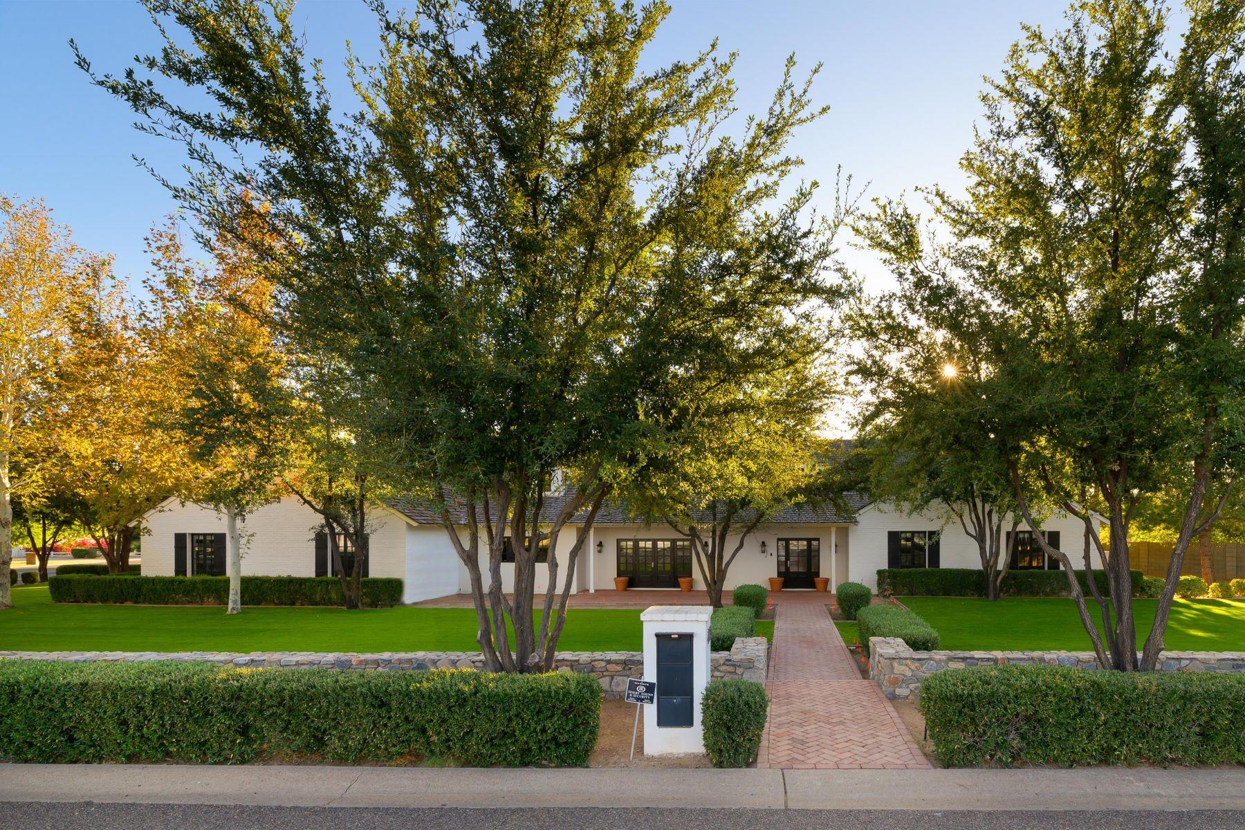 Single Family Homes for Active at Lafayette Villa 4735 E CALLE DEL MEDIO Phoenix, Arizona 85018 United States