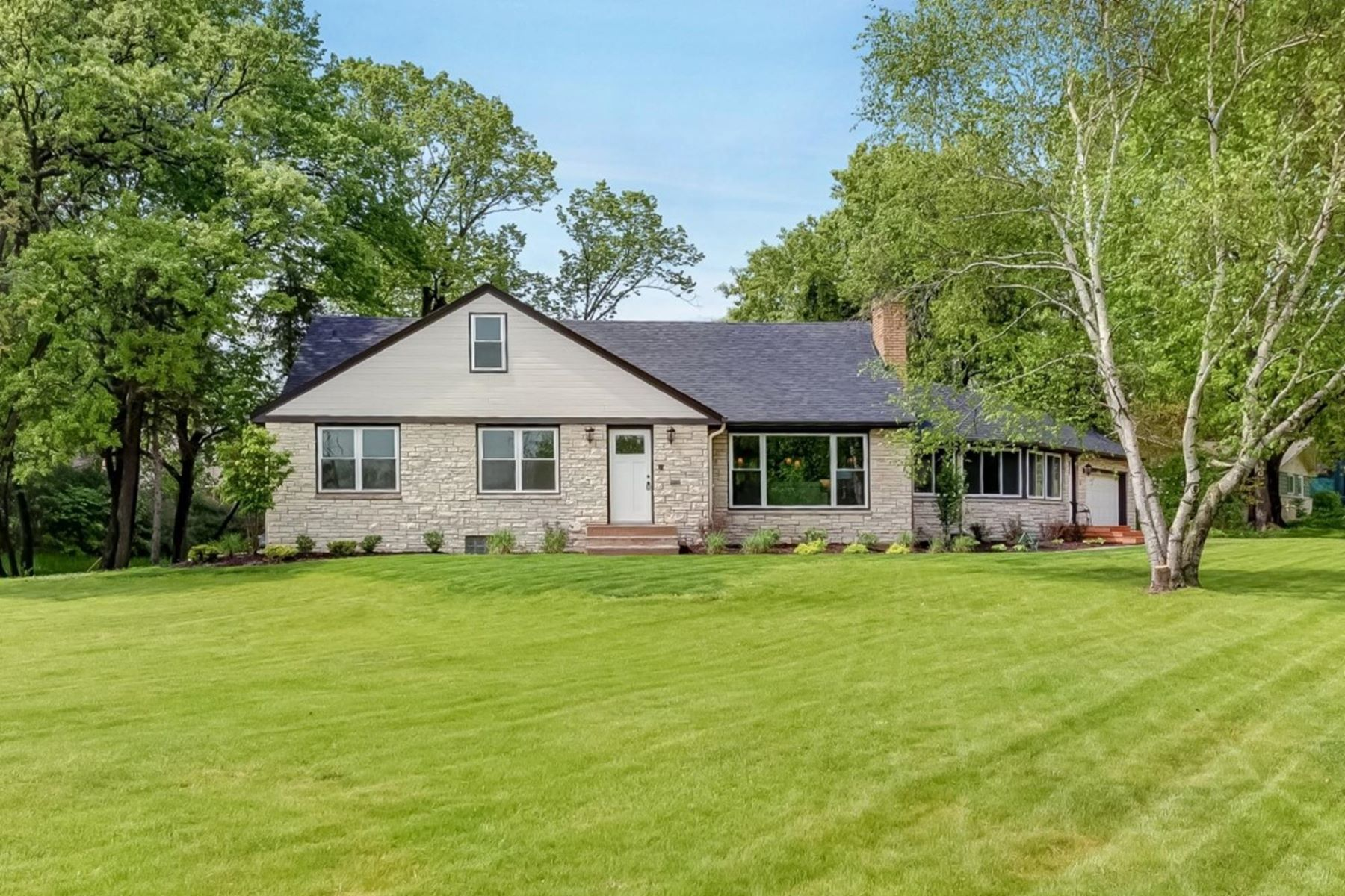 Single Family Home for Sale at 2081 Indiana Avenue N Golden Valley, Minnesota, 55422 United States