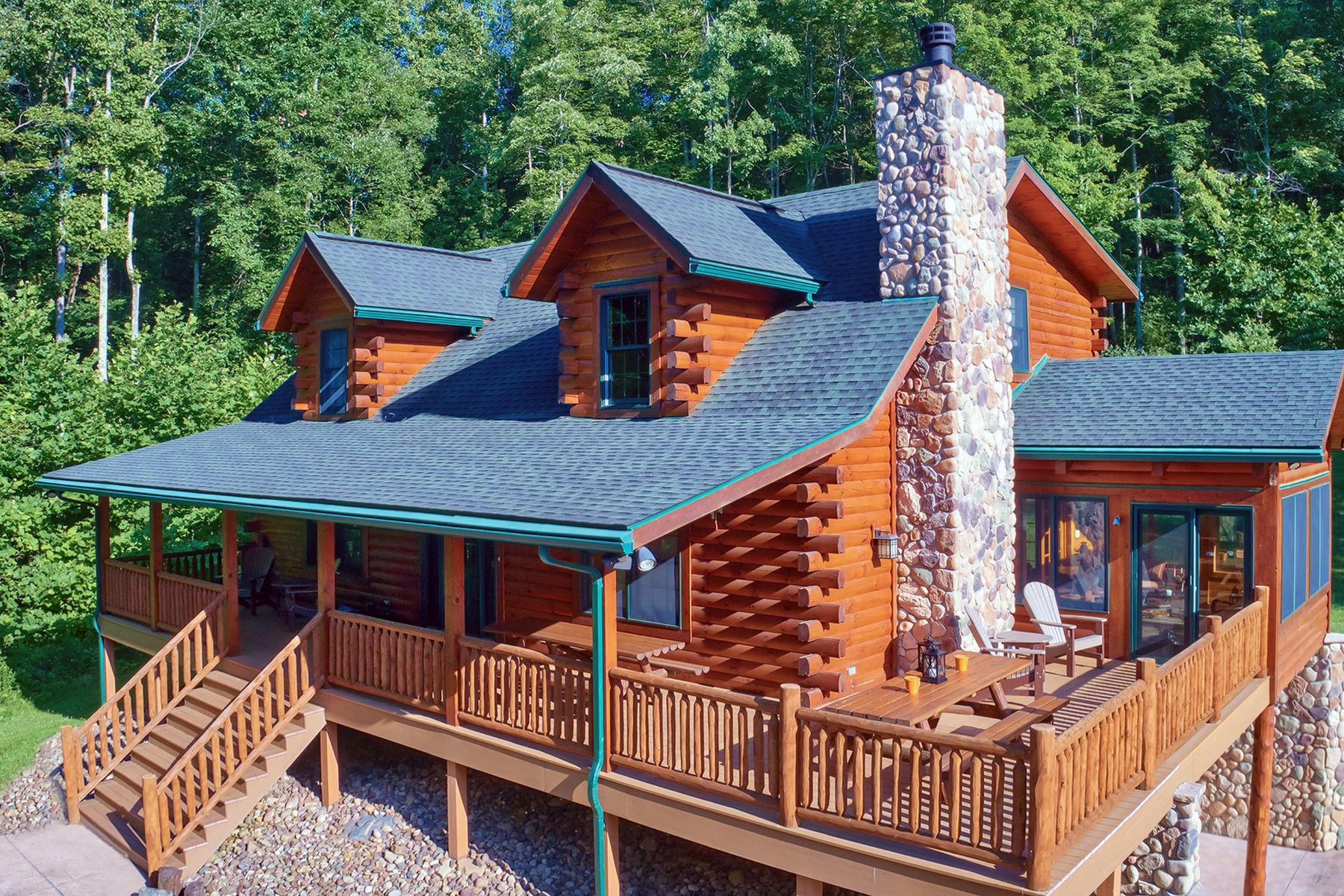 Single Family Homes для того Продажа на Kimbolton, Огайо 43749 Соединенные Штаты