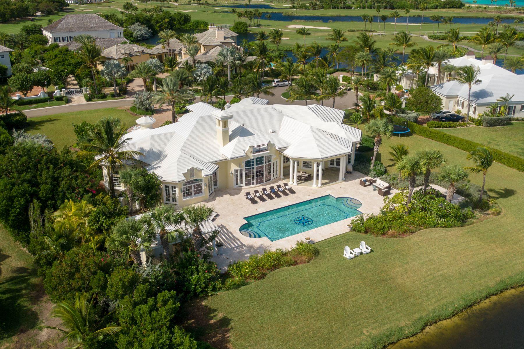Single Family Home for Sale at Ocean Club Estates Ocean Club Estates, Paradise Island, Nassau And Paradise Island Bahamas