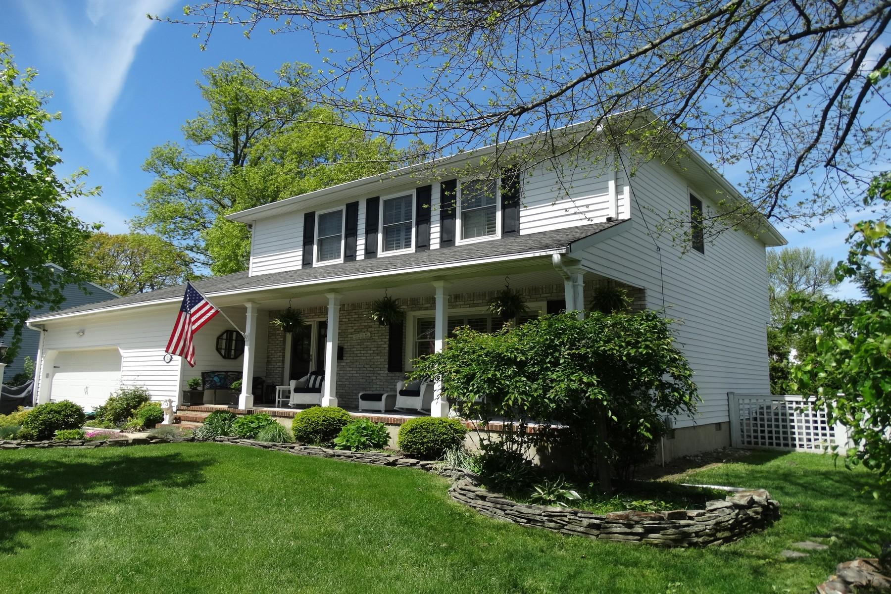 独户住宅 为 销售 在 115 Sagamore Ave. Oceanport, 新泽西州 07757 美国