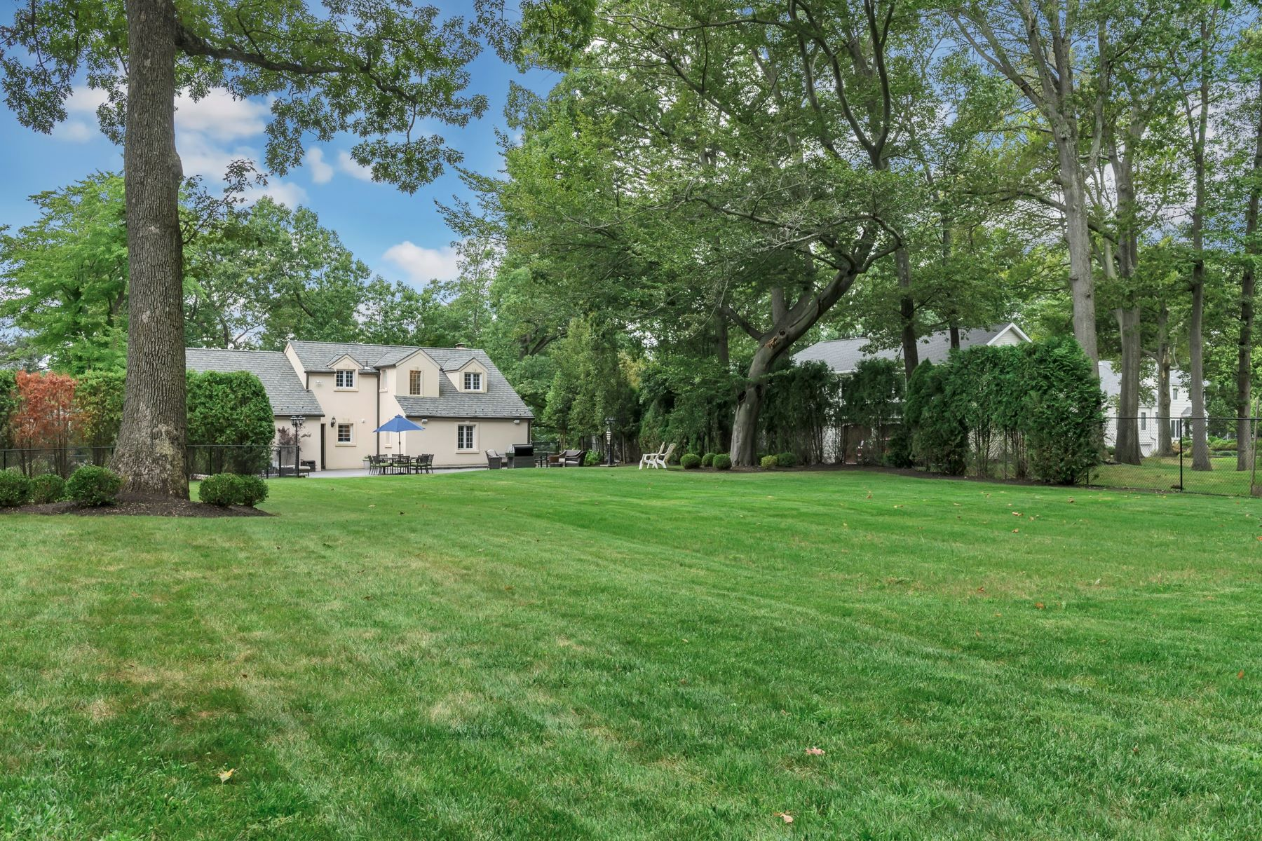 Single Family Homes for Sale at Tranquility 135 Parsonage Hill Road Short Hills, New Jersey 07078 United States