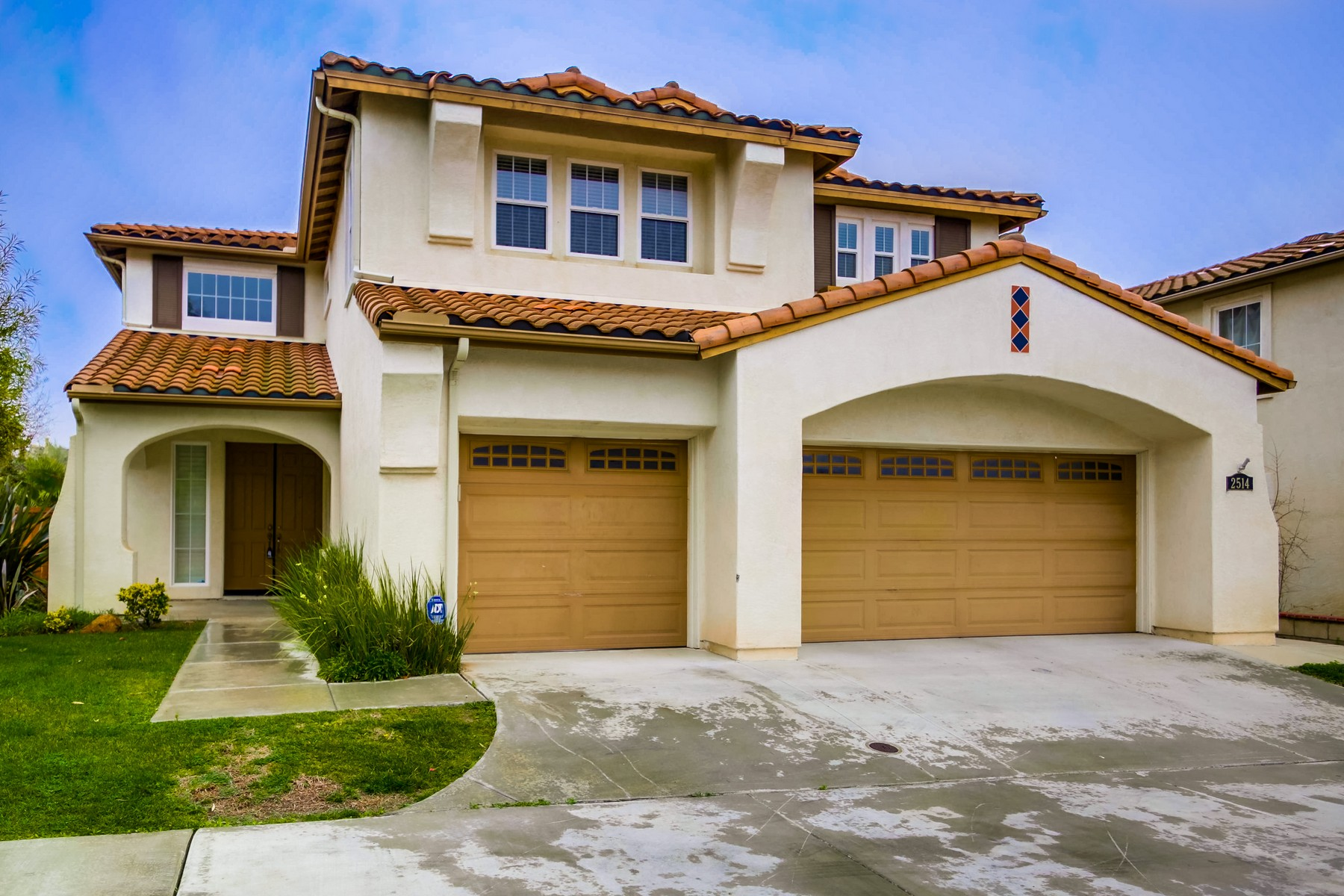 Single Family Home for Sale at 2514 Trail Marker Place Chula Vista, California 91914 United States