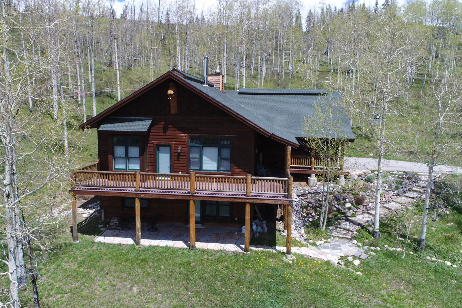 Additional photo for property listing at Balstad's Lair 27855 Beaver Creek Trail Clark, Colorado 80428 United States