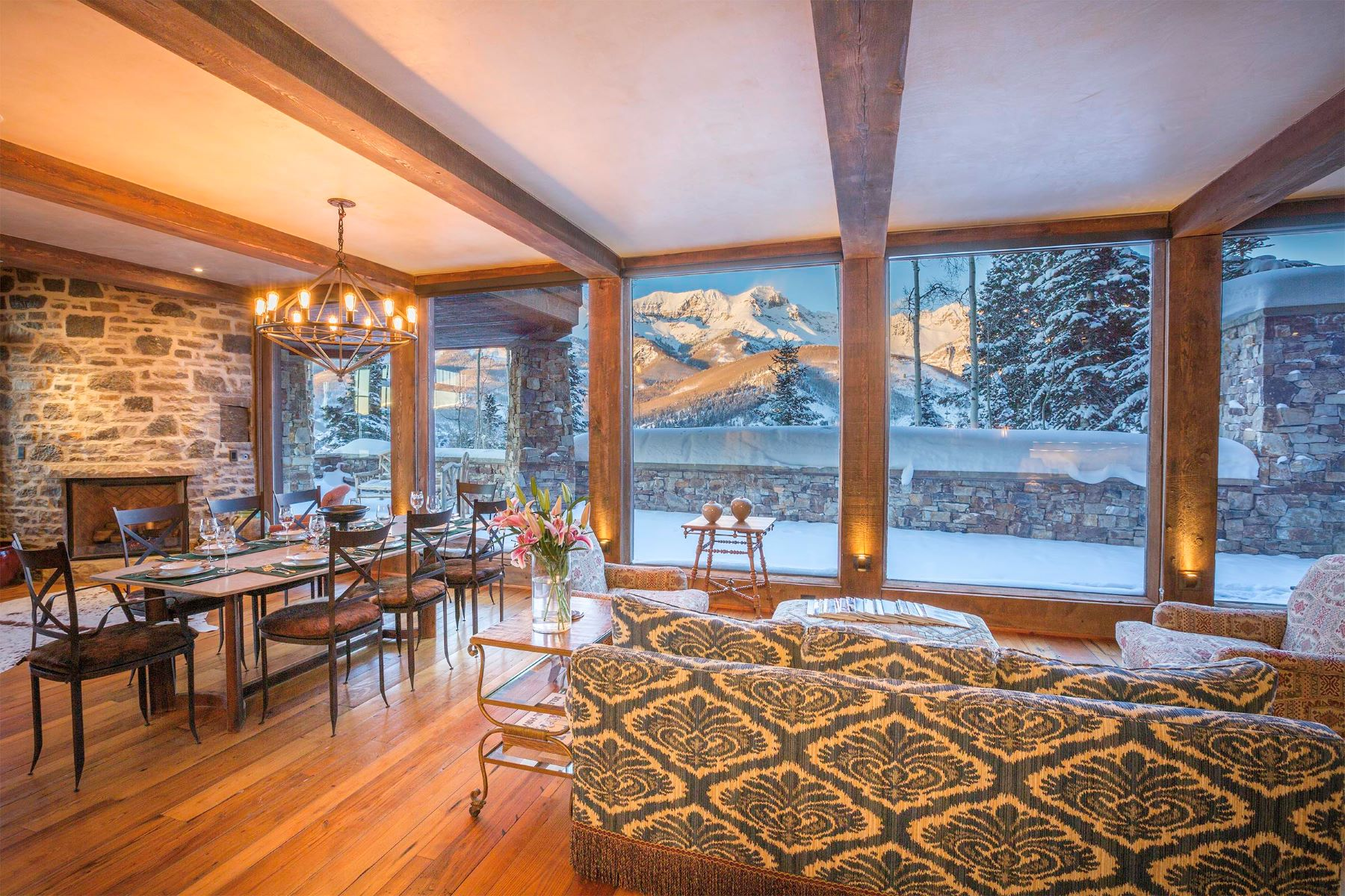 Condominium for Sale at See Forever B101 145 Sunny Ridge Place, Unit B101 Telluride, Colorado, 81435 United States
