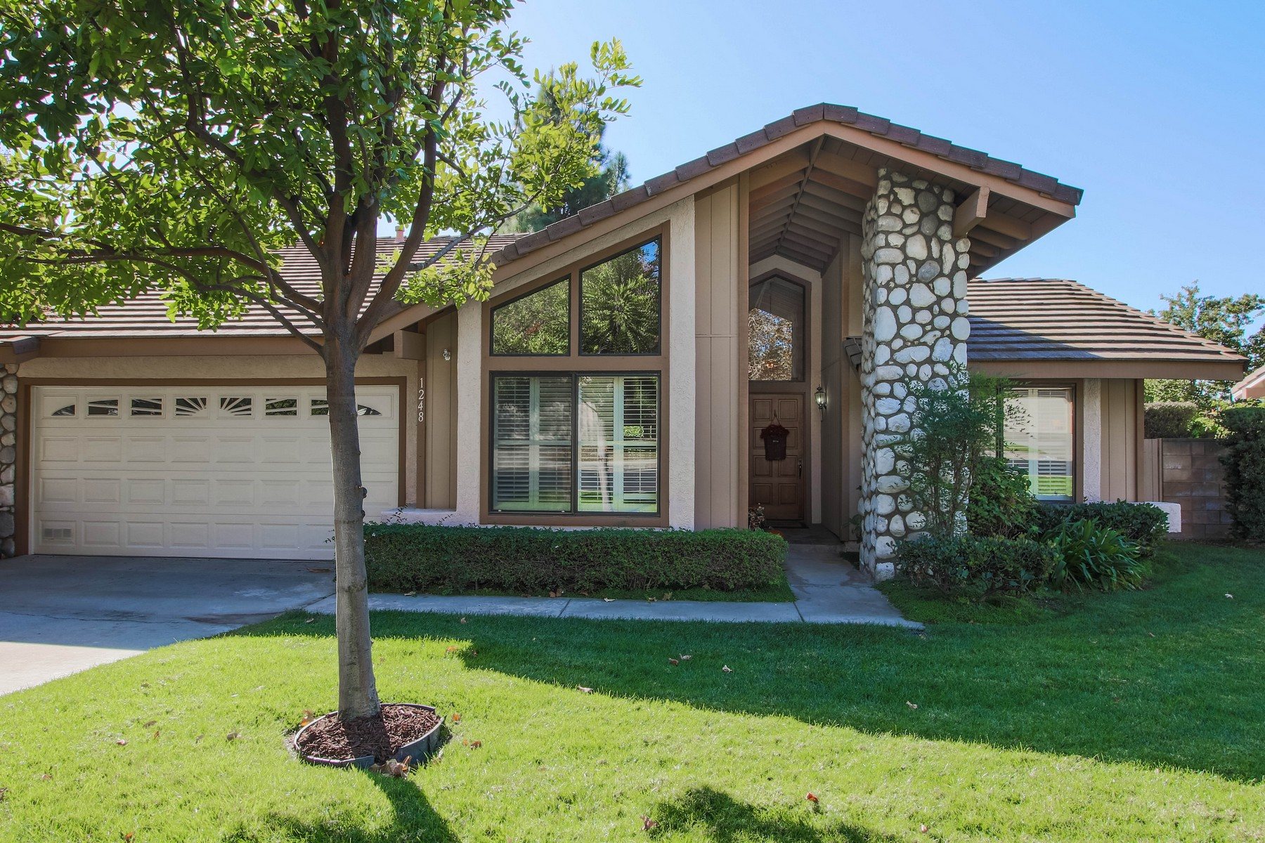 Single Family Homes for Sale at 1248 Chestnut Street, Upland, CA 91784 1248 Chestnut Street Upland, California 91784 United States