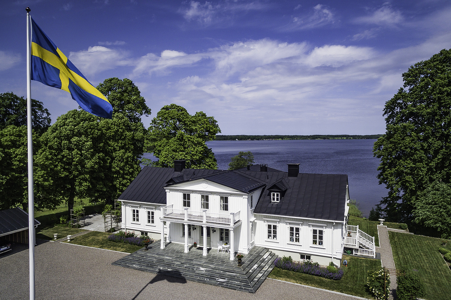 Single Family Home for Sale at Ollestad Manor Ollestad 6 Other Vastra Gotaland, Vastra Gotaland, 524 95 Sweden