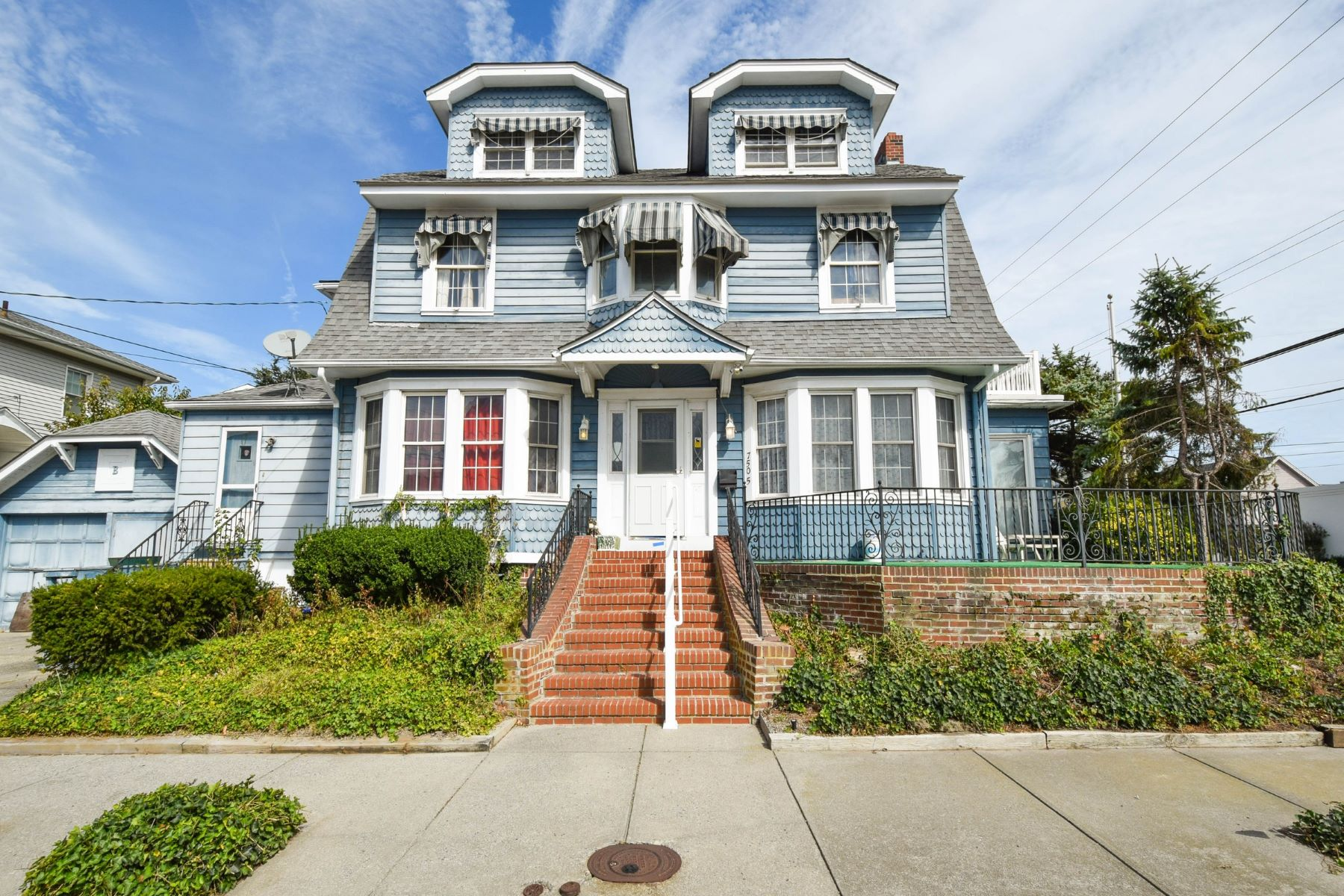 Single Family Homes for Sale at 21 S Barclay Ave Margate, New Jersey 08402 United States