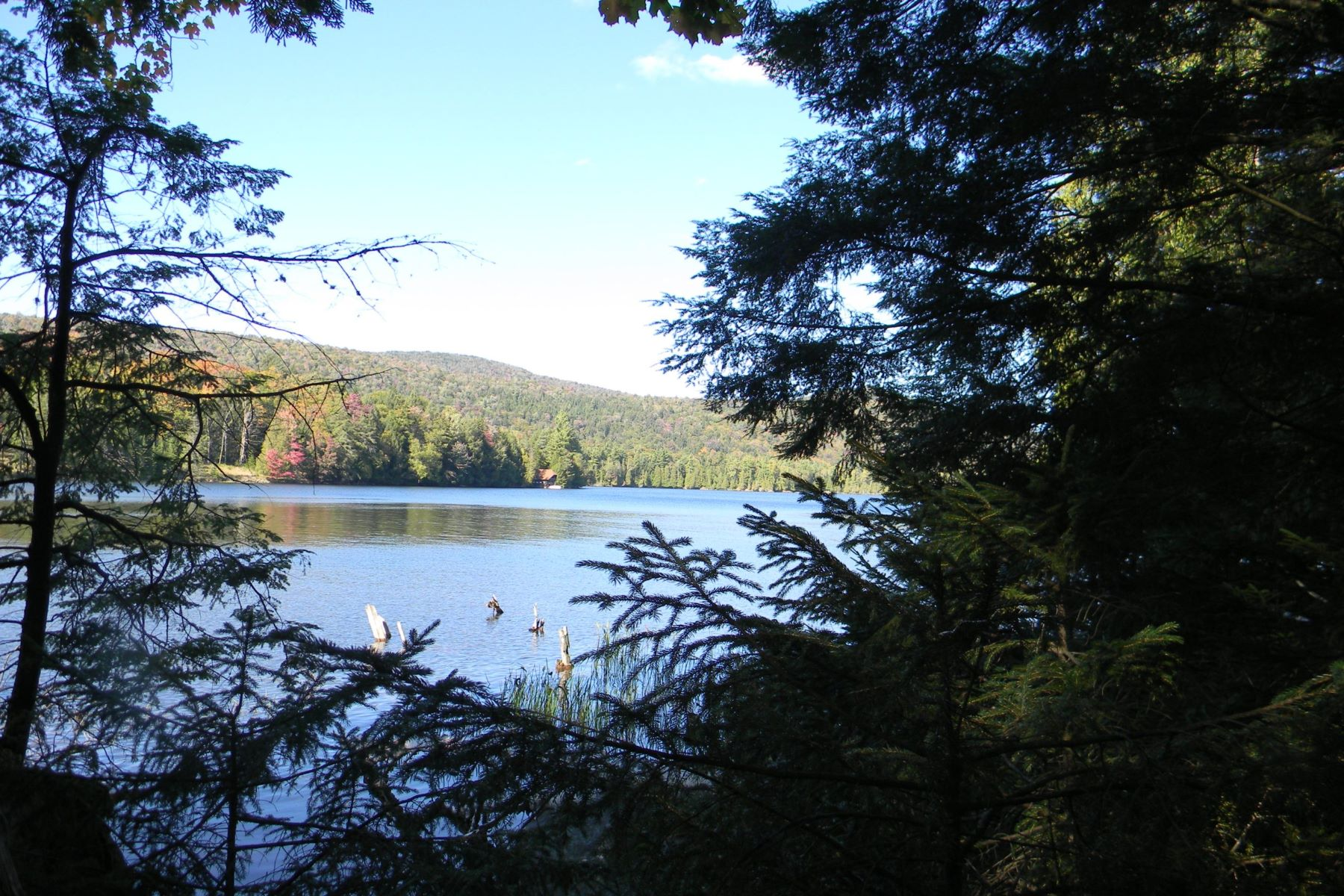 Additional photo for property listing at 6+ acre building lot on coveted Eagle Nest Area Eagle Nest Road Blue Mountain Lake, New York 12812 United States