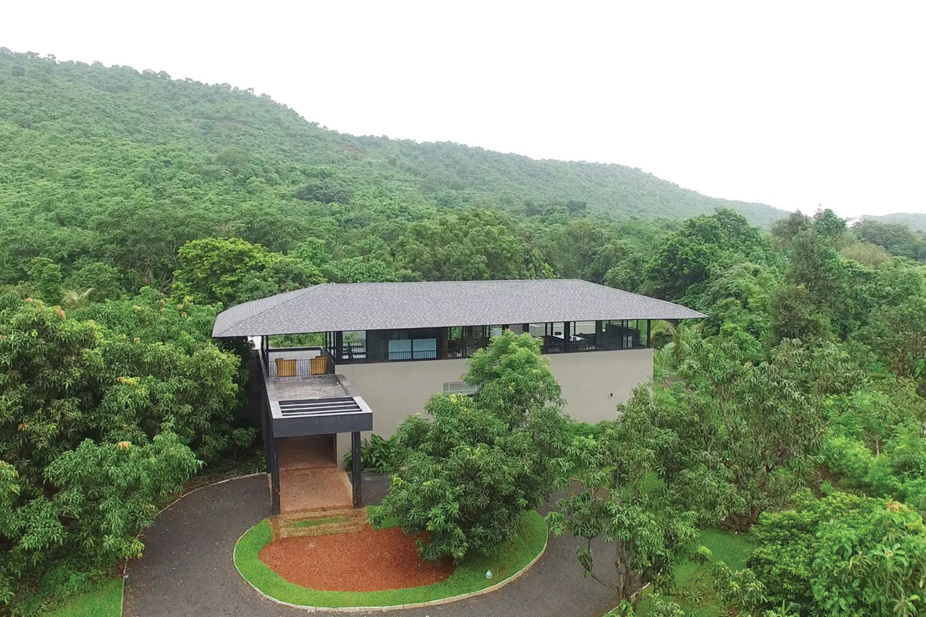 Ferme / Ranch / Plantation pour l à vendre à Alibaug - Luxury Villa with its own Private Mangrove and Courtyards Mathroli, Autres Maharashtra, Maharashtra, 402209 Inde