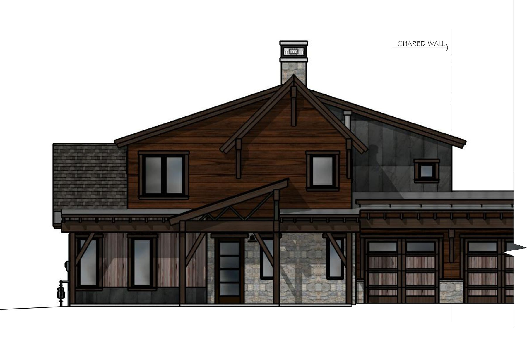 Duplex for Sale at Waters at Silver Trout 36 Fenwick Lane Silverthorne, Colorado 80497 United States