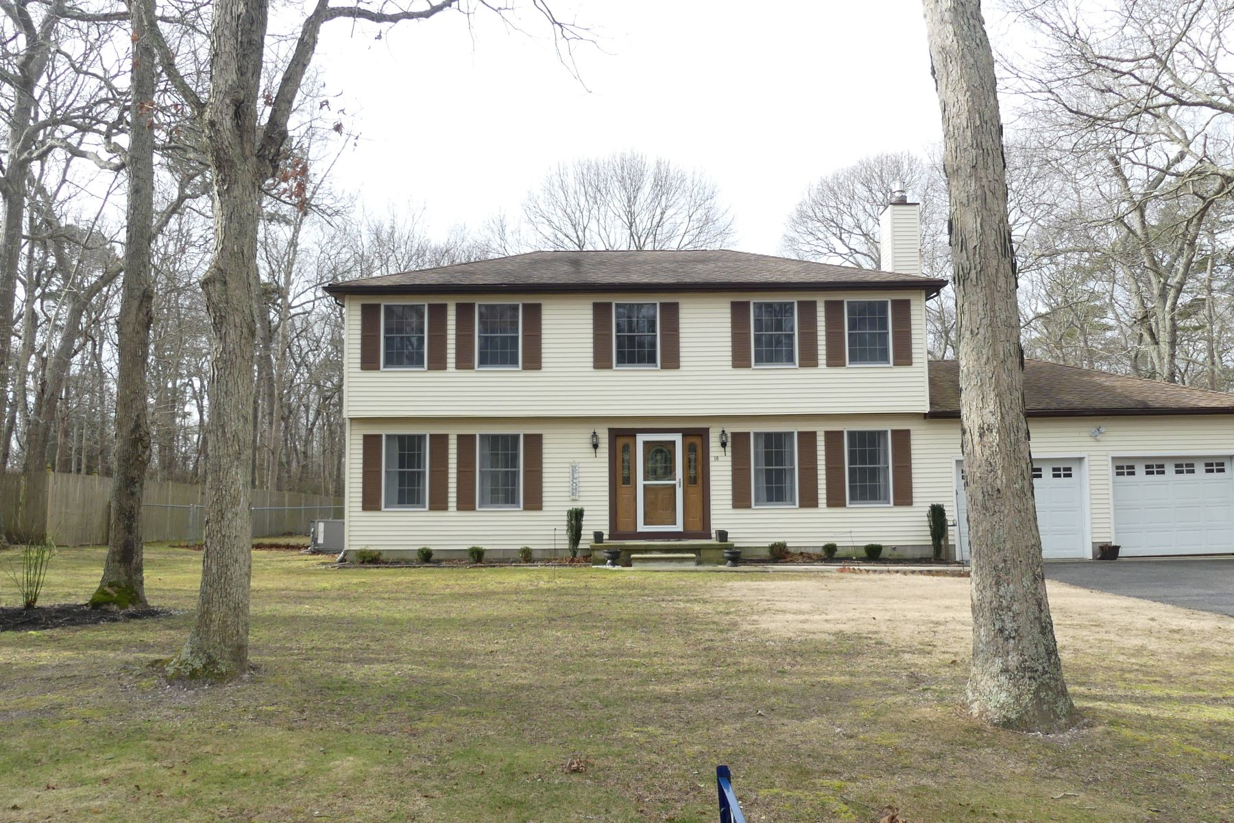 Single Family Homes для того Продажа на Upper Township Single Family Home 16 Island View Terrace, Seaville, Нью-Джерси 08230 Соединенные Штаты