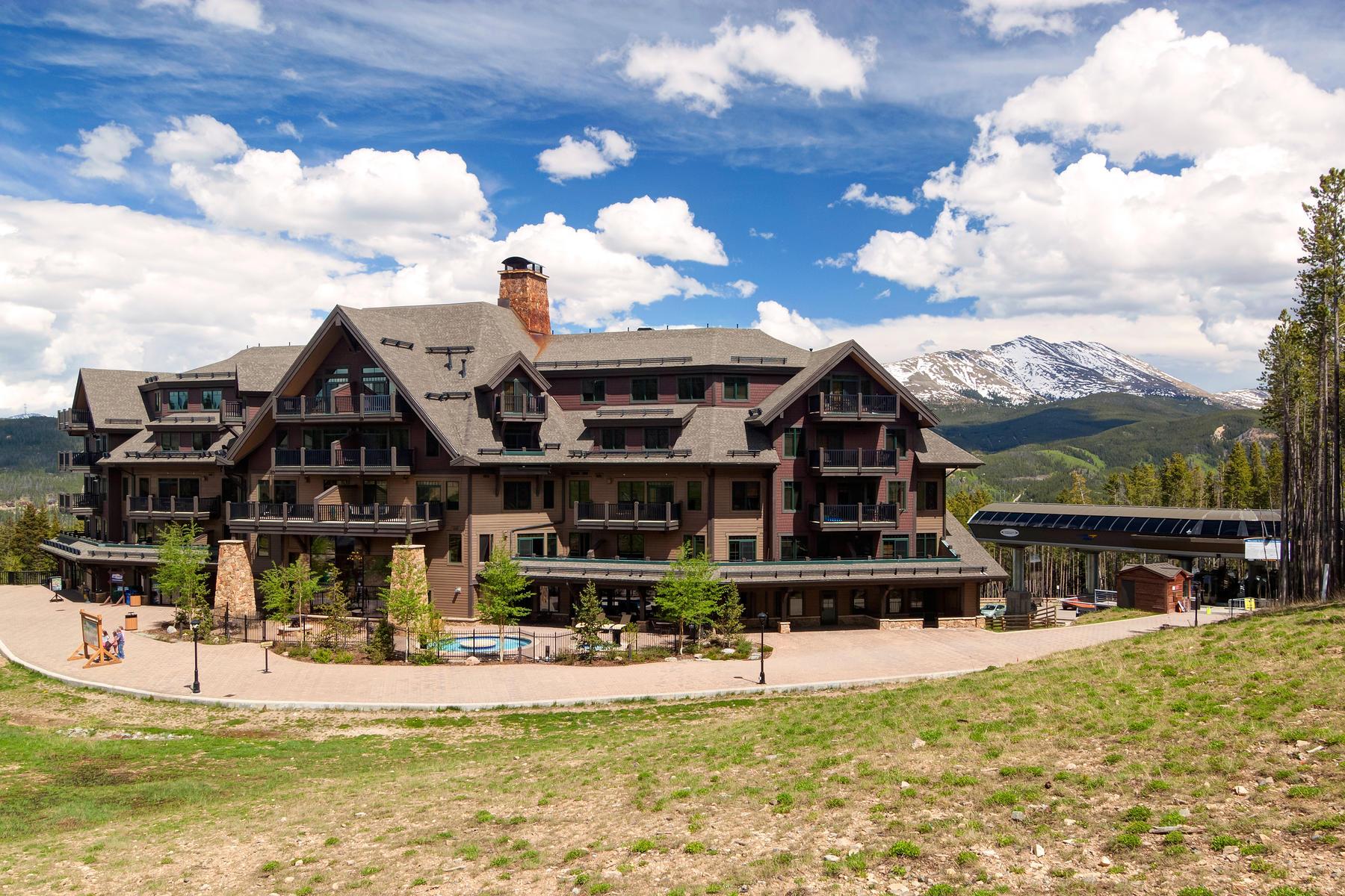 Condominium for Active at Crystal Peak Lodge 7403 1891 Ski Hill Road Unit 7403 Breckenridge, Colorado 80424 United States