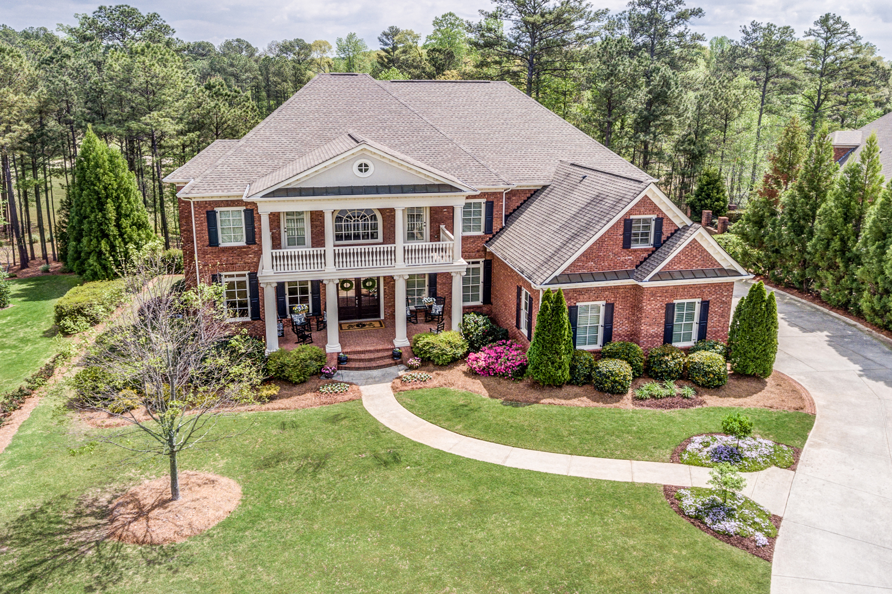 Additional photo for property listing at Luxury Home In Gated Golf Community 4374 Oglethorpe Loop NW Acworth, ジョージア 30101 アメリカ合衆国