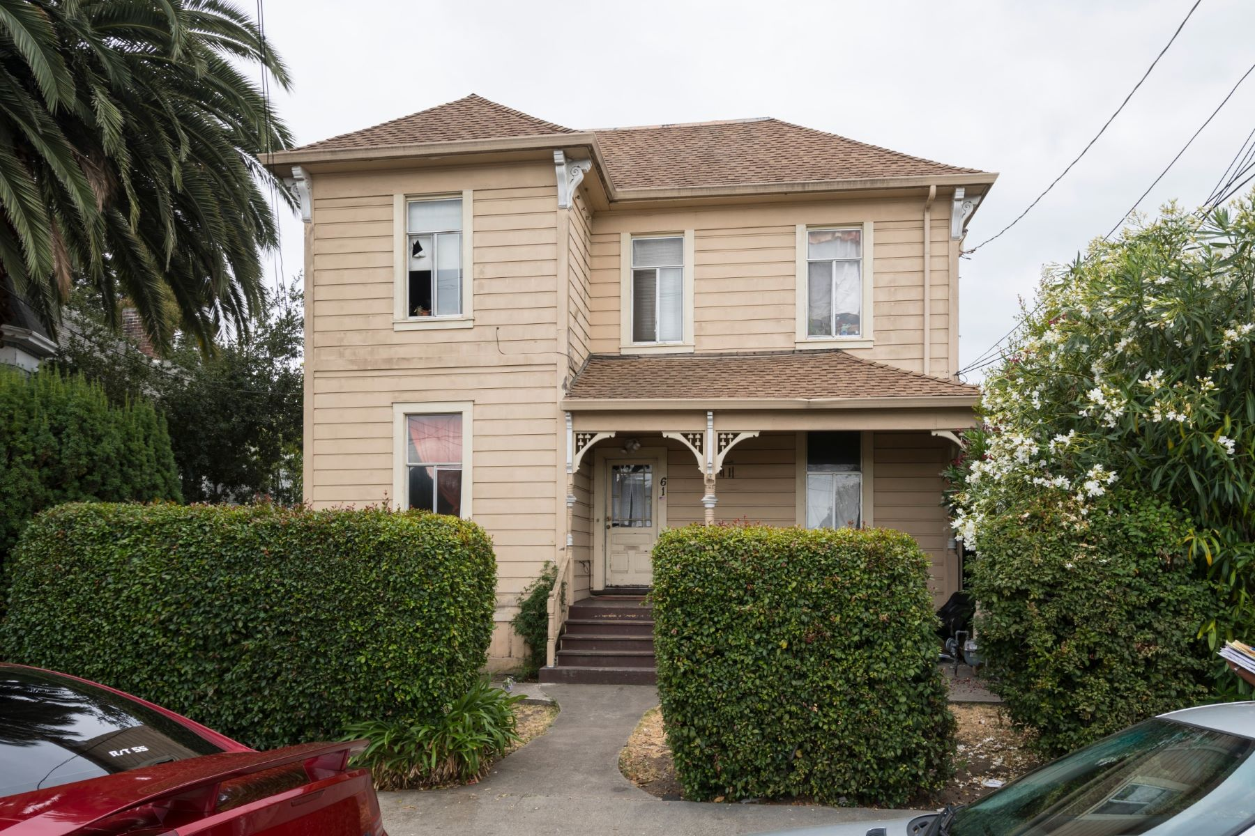 Single Family Home for Active at Victorian Charm With Endless Opportunities 61 North Claremont Street San Mateo, California 94401 United States