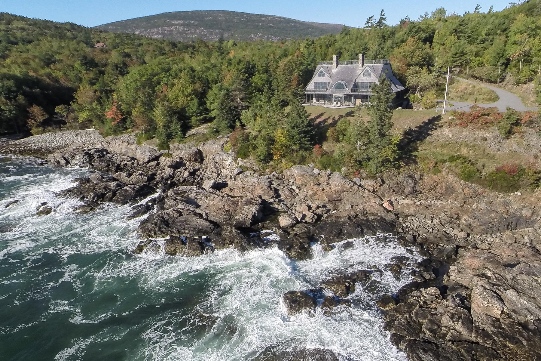 Tek Ailelik Ev için Satış at 120 Schooner Head Road Bar Harbor, Maine, 04609 Amerika Birleşik Devletleri