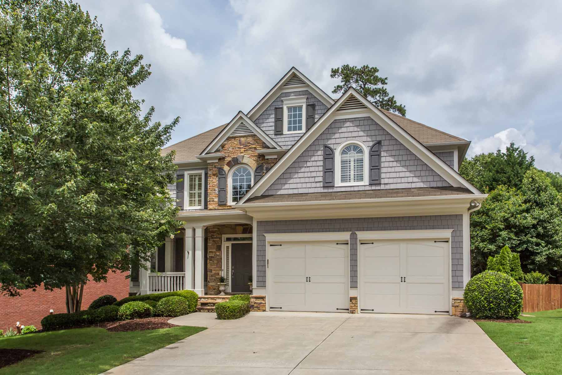Single Family Home for Sale at Impeccably styled executive home 1105 Cooper Oak Court, SE Smyrna, Georgia, 30082 United States