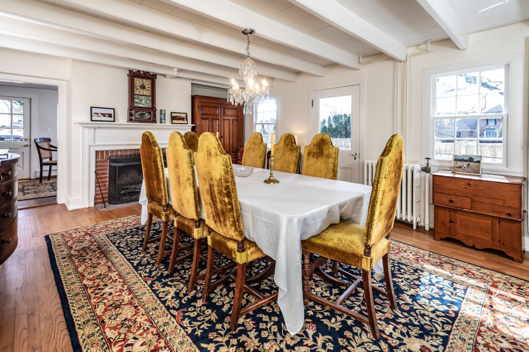 Additional photo for property listing at Hedgecroft: Available For The First Time Since 1968 313 Pennington Titusville Road, Pennington, Nueva Jersey 08534 Estados Unidos