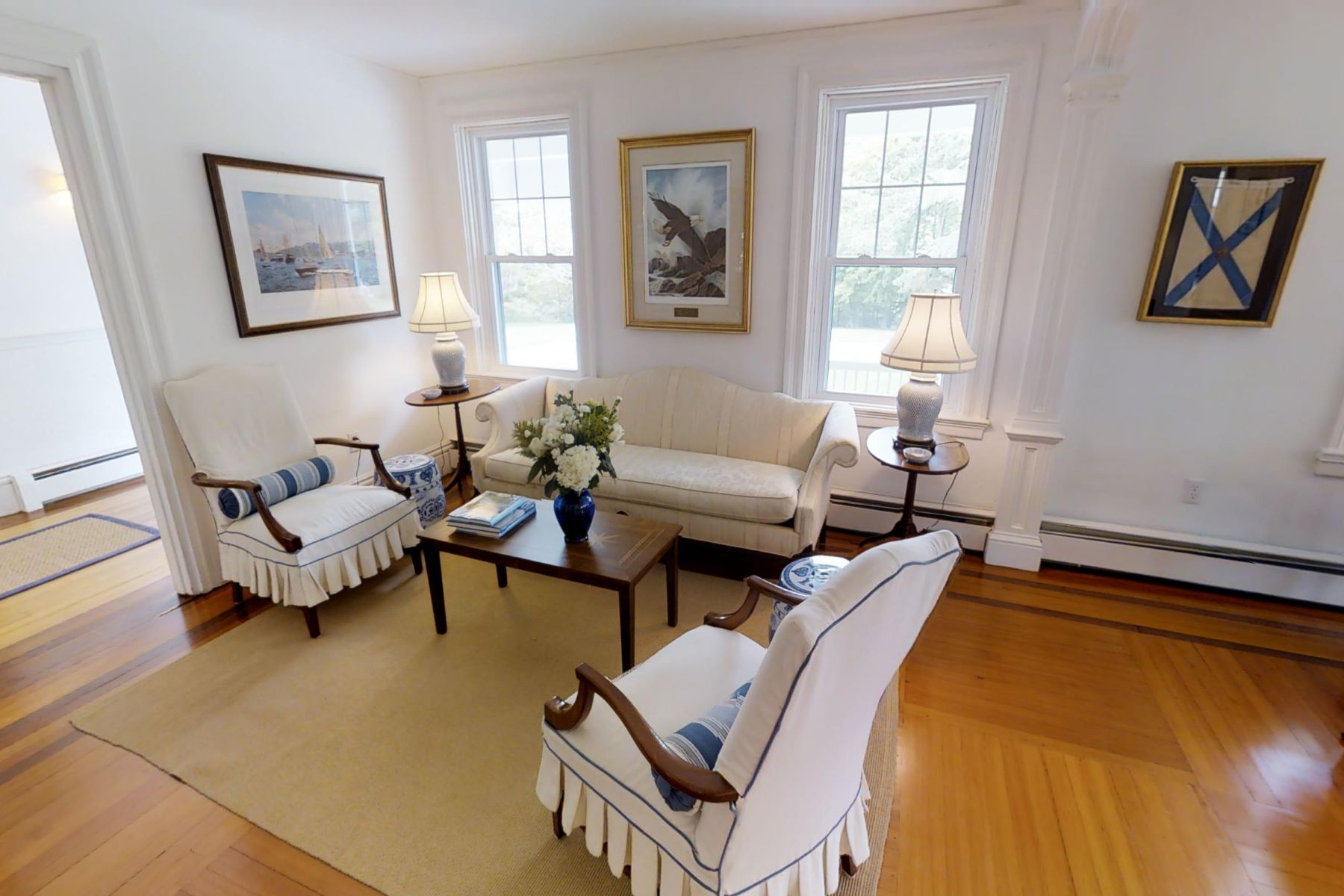 Additional photo for property listing at 'Friedheim' 89 Harrison Avenue 1 Newport, Rhode Island 02840 United States