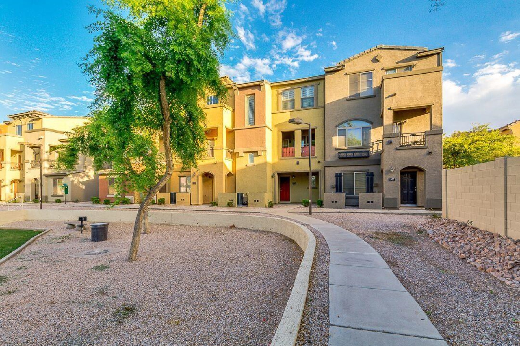 Townhouse for Rent at Highly sought after townhome in the coveted gated Villagio community 2402 E 5th St #1558 Tempe, Arizona 85281 United States