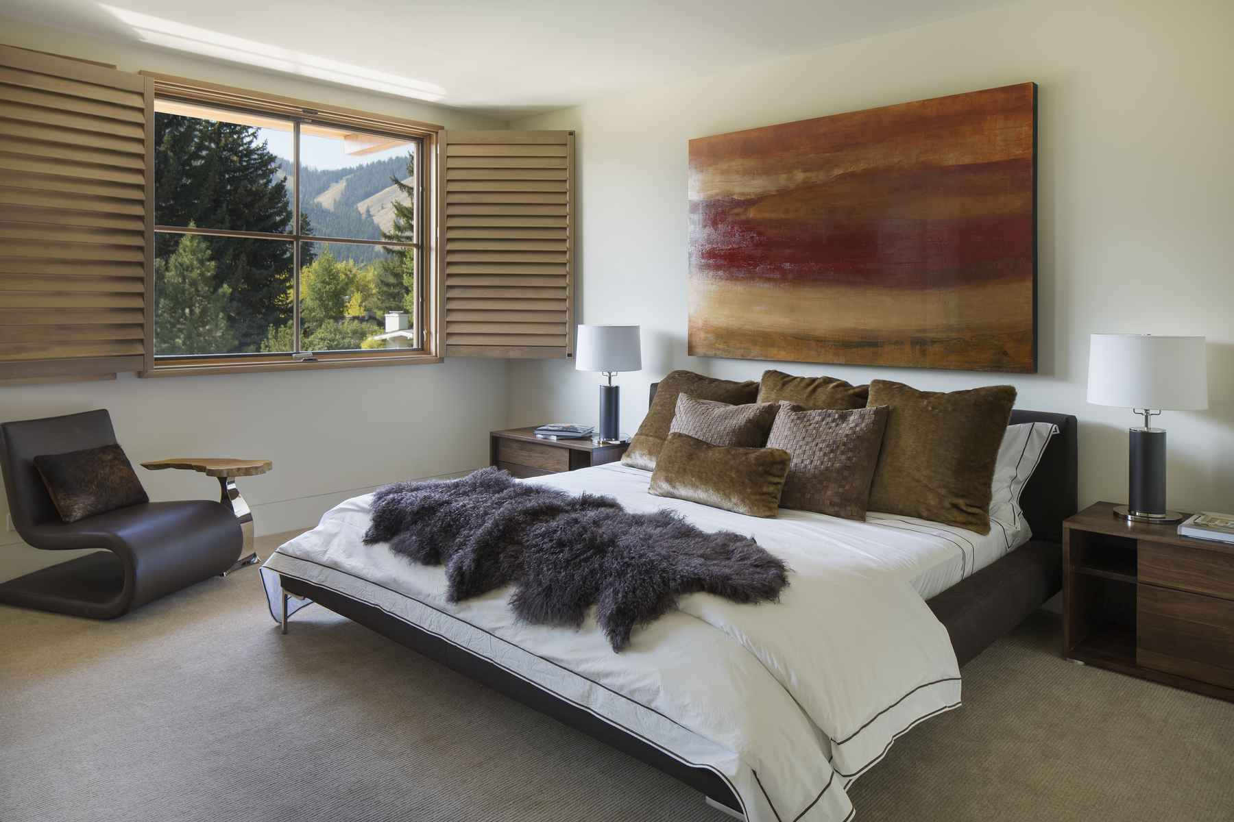 Additional photo for property listing at Extraordinary Mountain Contemporary 600 E Second St Unit 2 Ketchum, Idaho 83340 United States