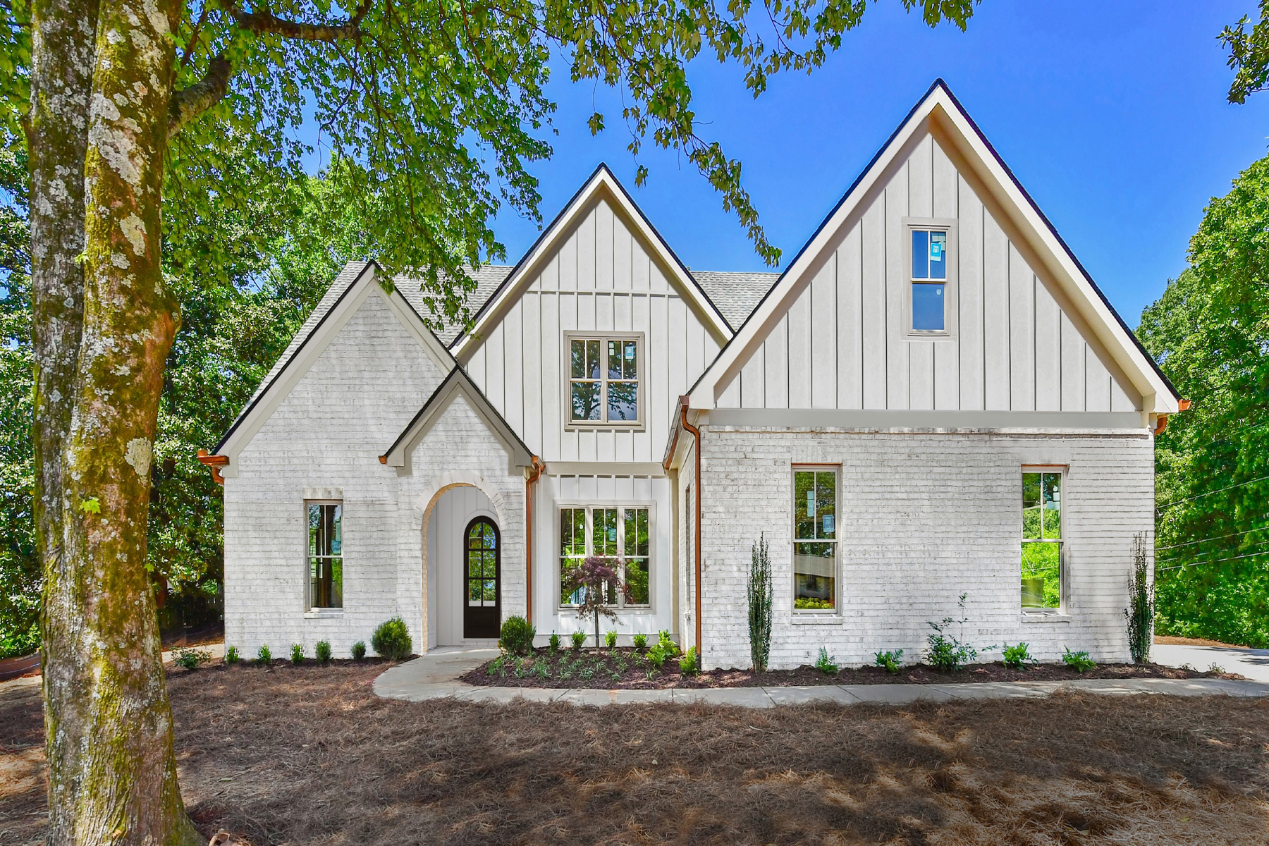 Single Family Homes for Sale at Beautiful New Construction Home in Sought After Vinings Heights 2340 Hills Lane Drive SE Smyrna, Georgia 30080 United States