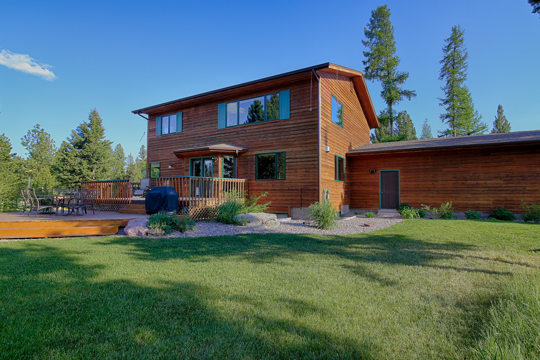 Single Family Home for Sale at 691 Airport Rd , Seeley Lake, MT 59868 691 Airport Rd Seeley Lake, Montana 59868 United States