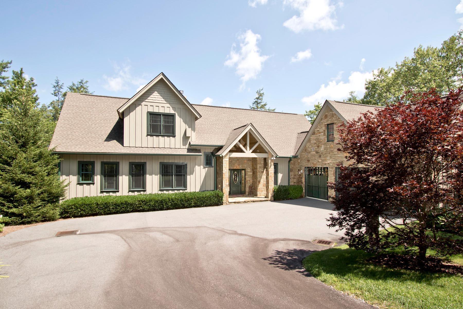 Maison unifamiliale pour l Vente à 131 West View Way Highlands, Carolina Du Nord, 28741 États-Unis