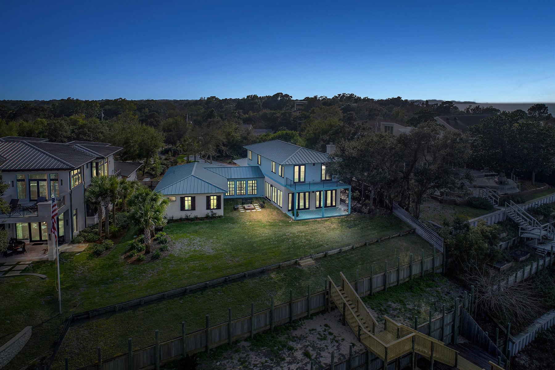 Casa para uma família para Venda às Casablanca 68 Highpoint Drive Gulf Breeze, Florida, 32561 Estados Unidos