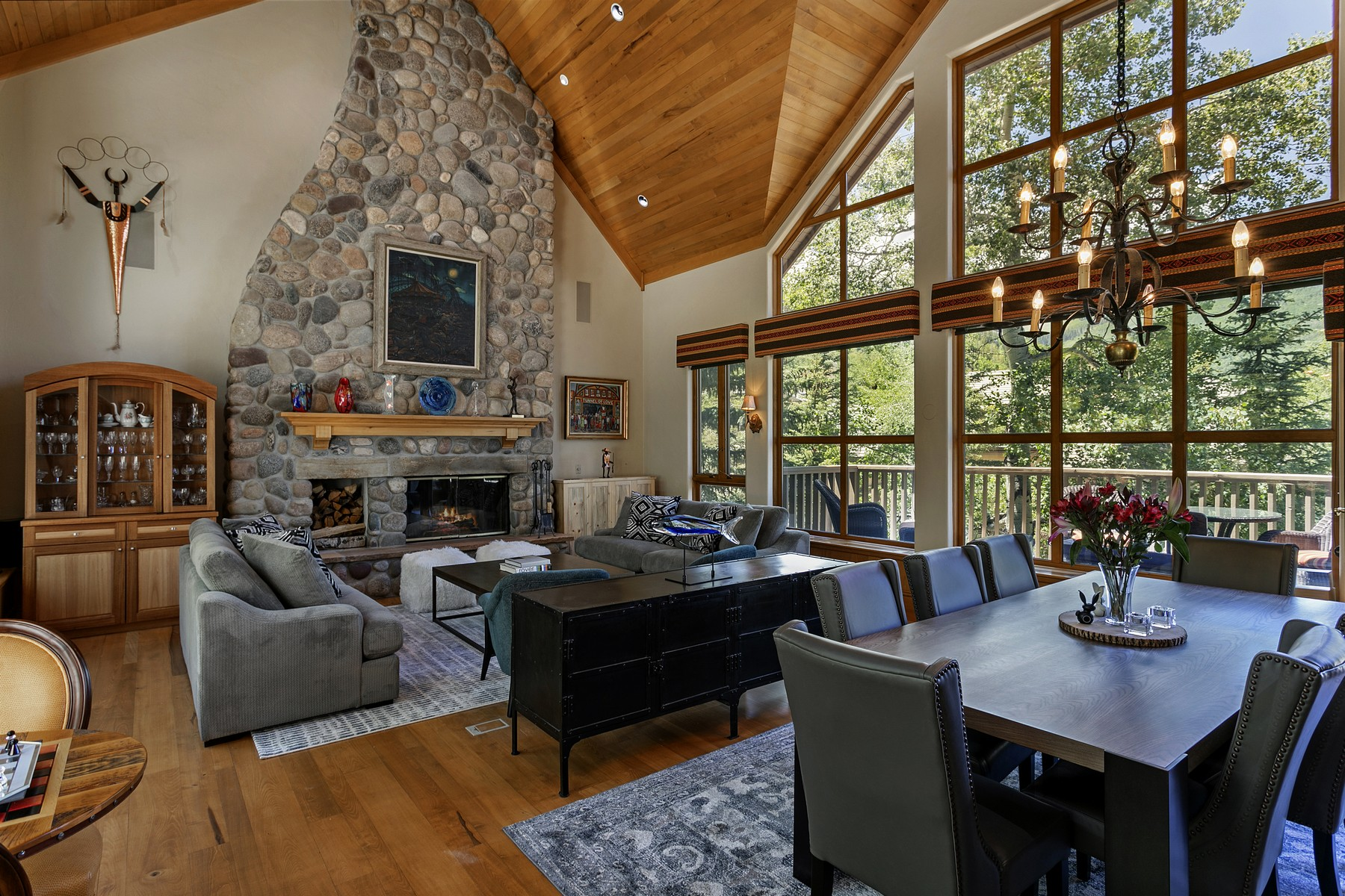 townhouses pour l Vente à Greystone Townhomes #35 35 Greystone Court, Beaver Creek, Colorado 81620 États-Unis