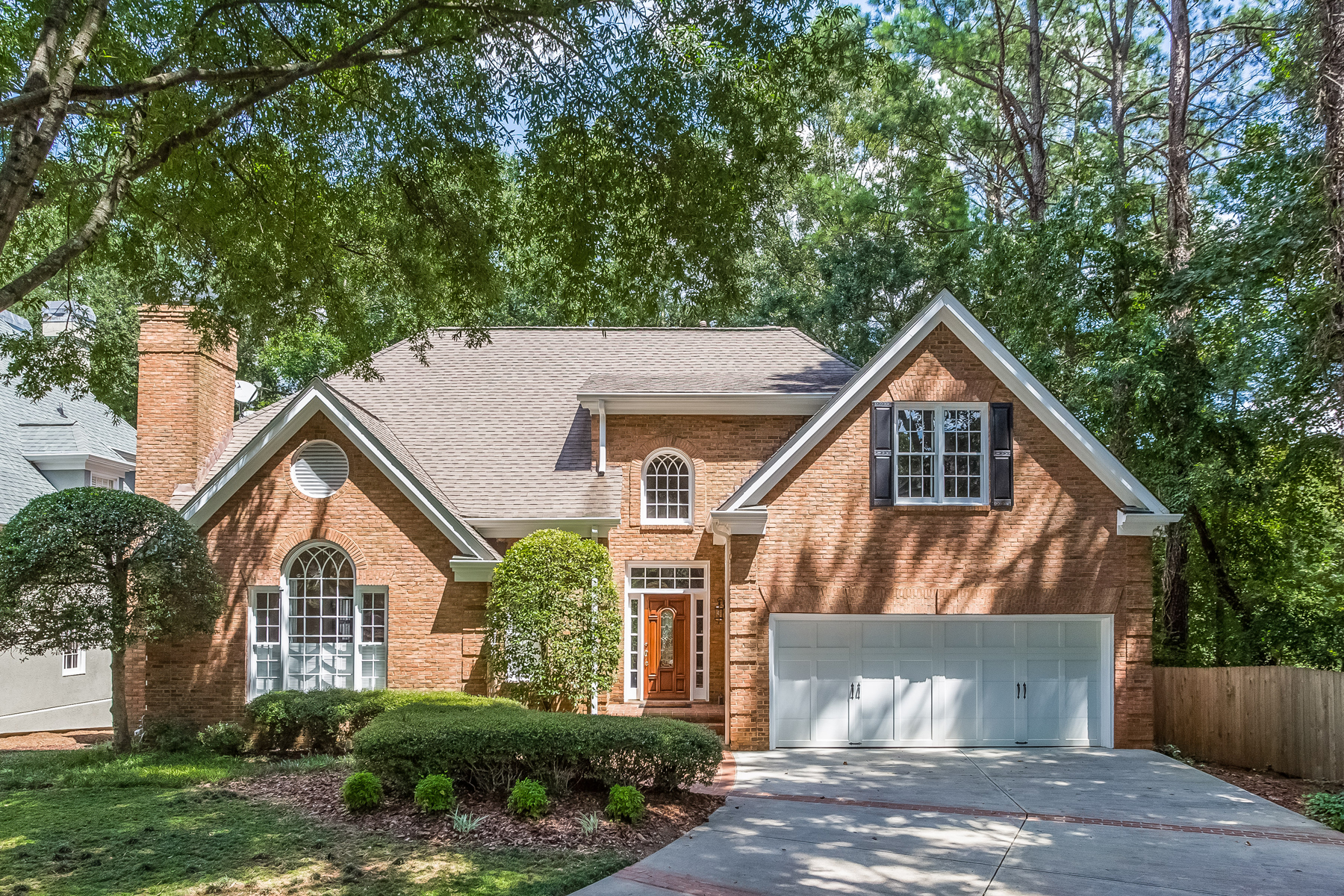 Single Family Home for Sale at Outstanding Sandy Springs Traditional 255 Woodchase Close NE Sandy Springs, Georgia 30319 United States