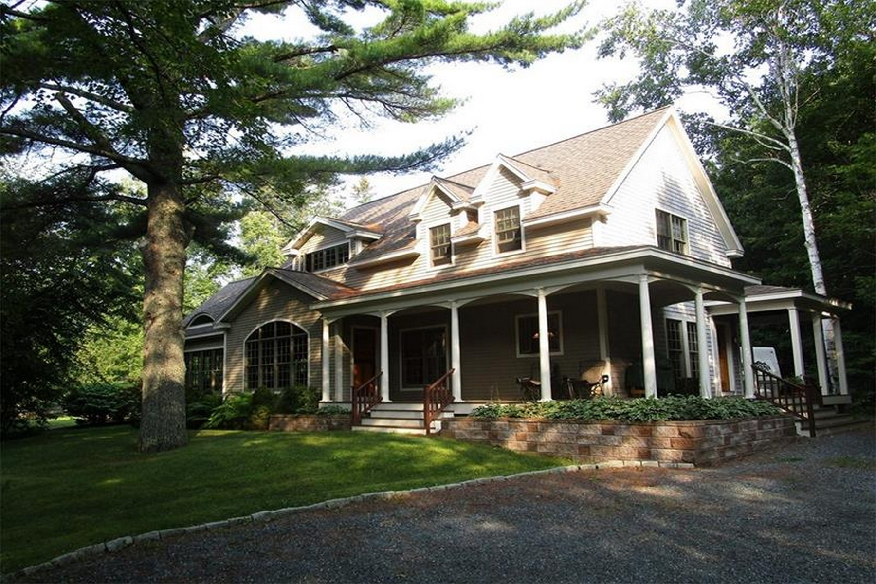 Single Family Homes por un Venta en Fairway 5 Fernald Point Road Southwest Harbor, Maine 04679 Estados Unidos