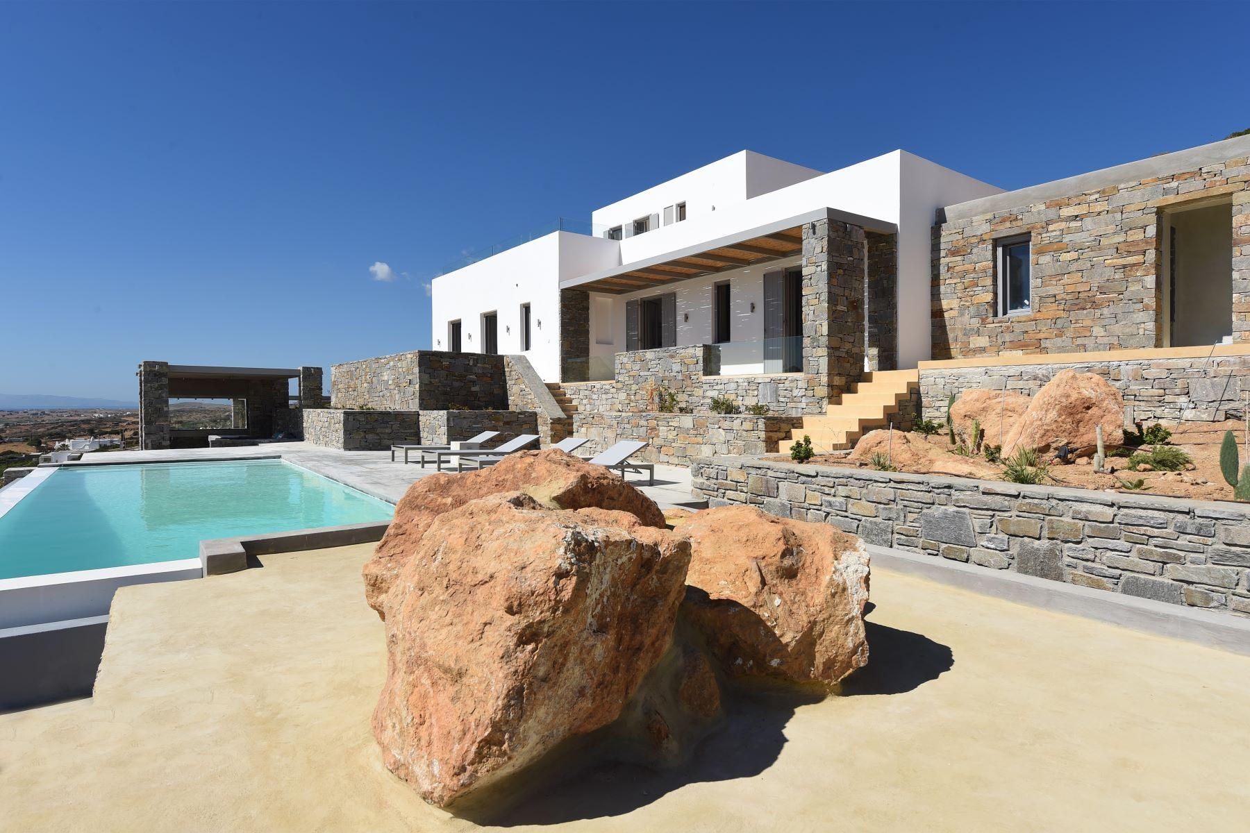 Villa per Vendita alle ore Bianca Paros, Egeo Meridionale, Grecia