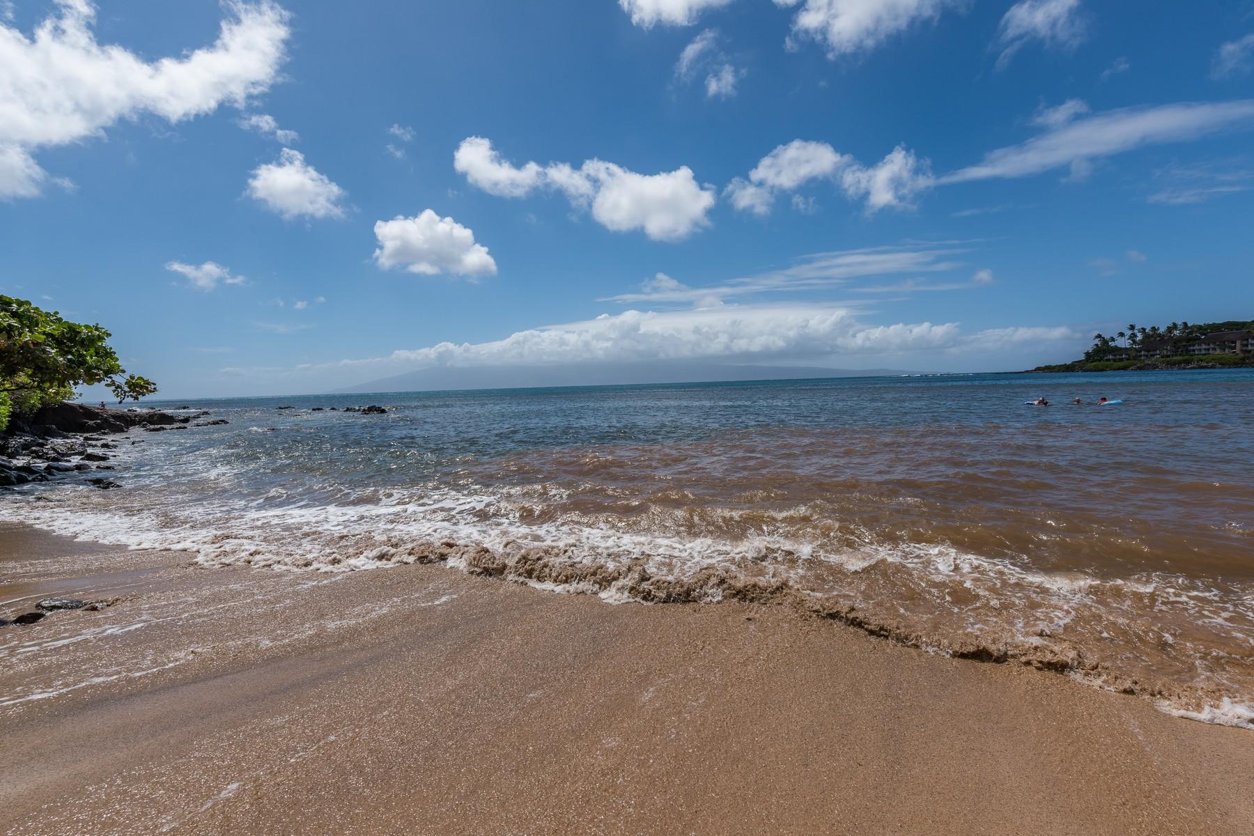 Condominiums för Försäljning vid Enjoy The Laid Back Maui Lifestyle Of Napili Shores 5315 Lower Honoapiilani Road, Napili Shores E142, Napili, Hawaii 96761 Förenta staterna