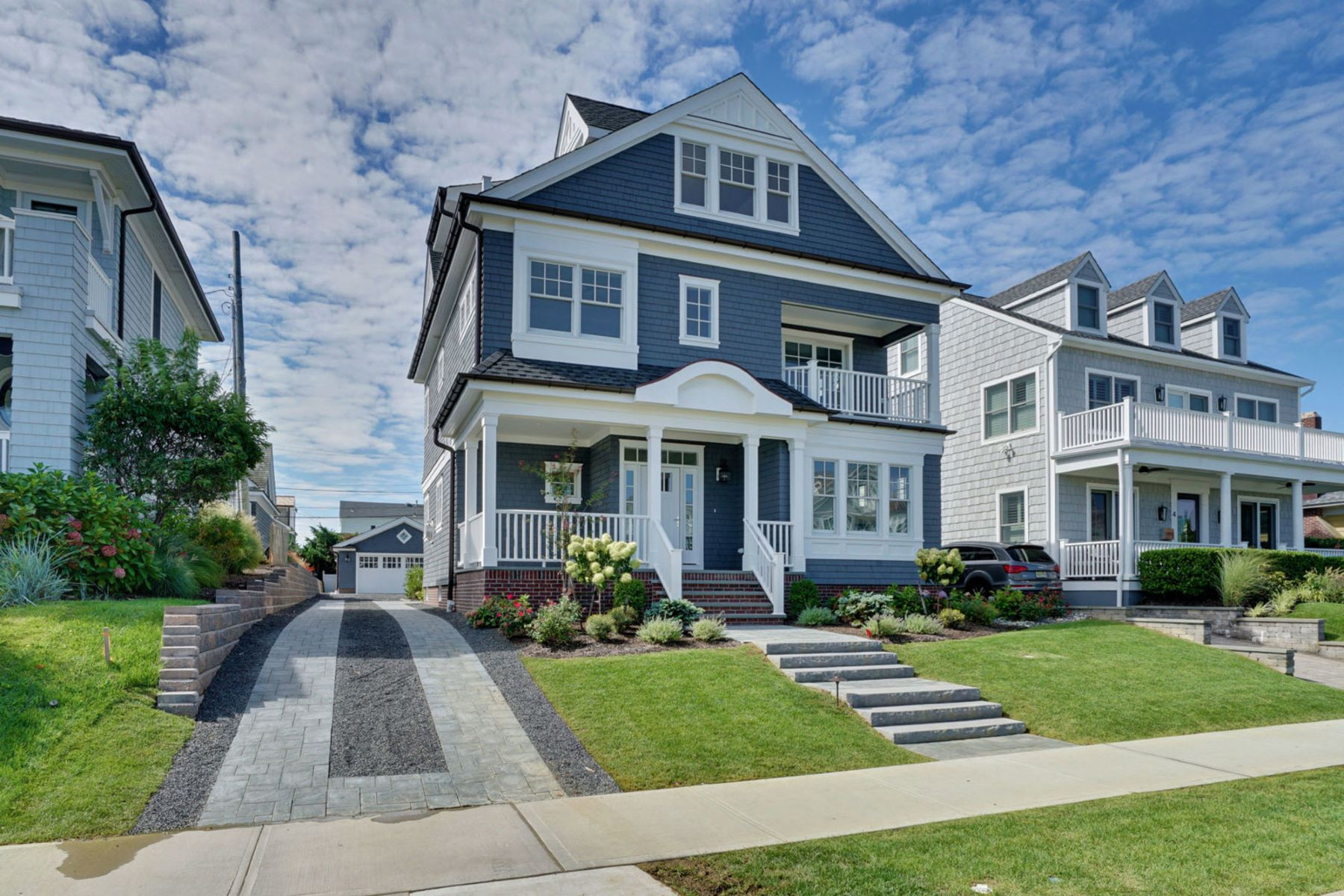 Single Family Homes for Sale at New Construction 2 Beacon Boulevard Sea Girt, New Jersey 08750 United States