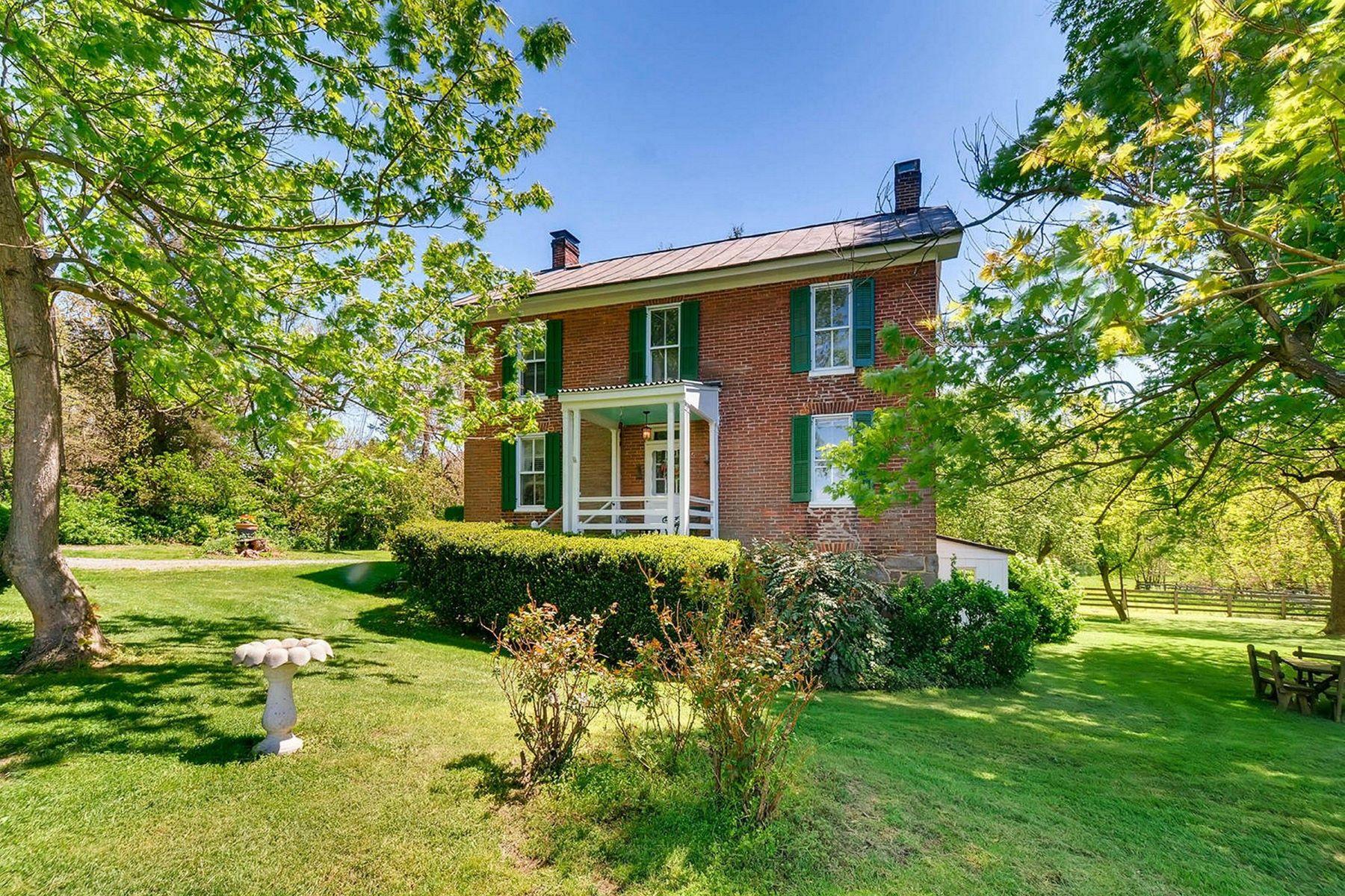 Einfamilienhaus für Verkauf beim 2601 Old Taneytown Road Westminster, Maryland 21158 Vereinigte Staaten