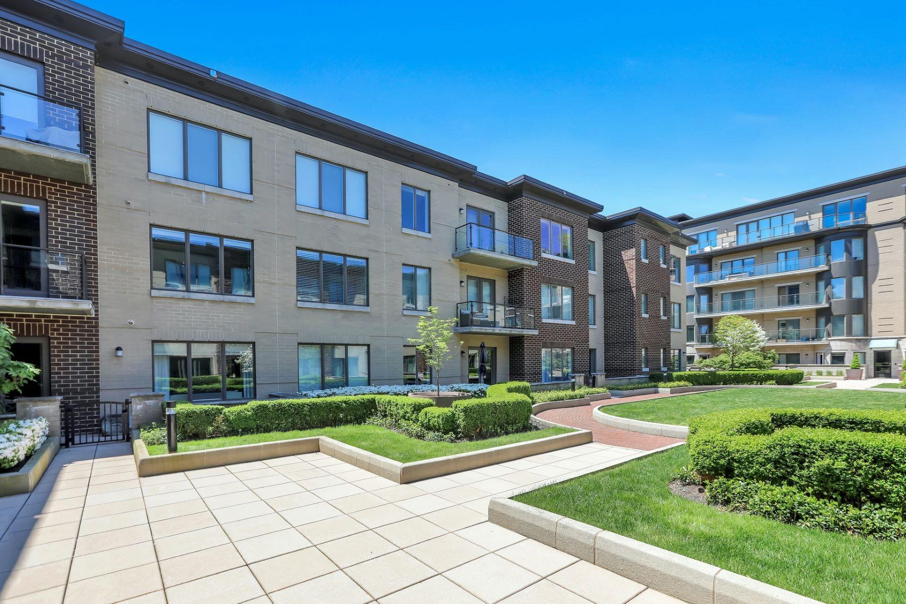 Condominiums 为 销售 在 Unique Opportunity! 250 Henley Pl 206, 维霍肯, 新泽西州 07086 美国
