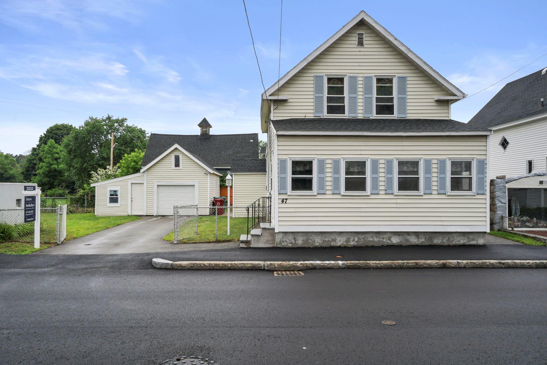 Single Family Homes for Active at 47 Beaver Street 47 Beaver St Lowell, Massachusetts 01850 United States