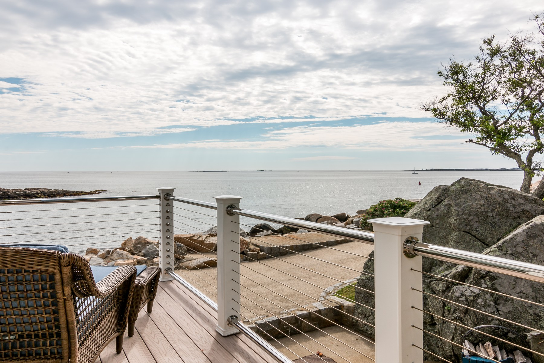 Townhouse for Sale at Charming Oceanfront Condominium 159 Granite Street Unit R Rockport, 01966 United States