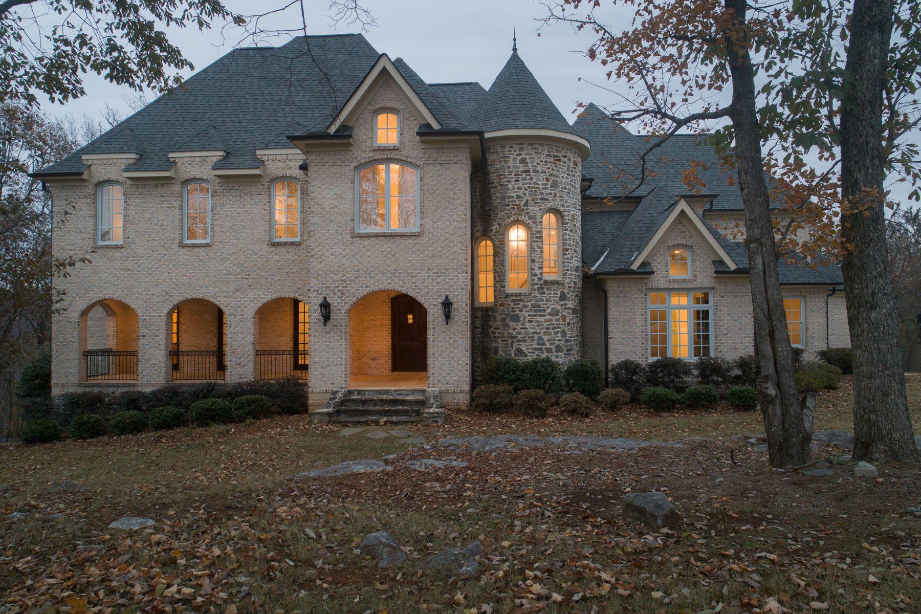 Single Family Homes por un Venta en 3 Asbury Road Huntsville, Alabama 35801 Estados Unidos