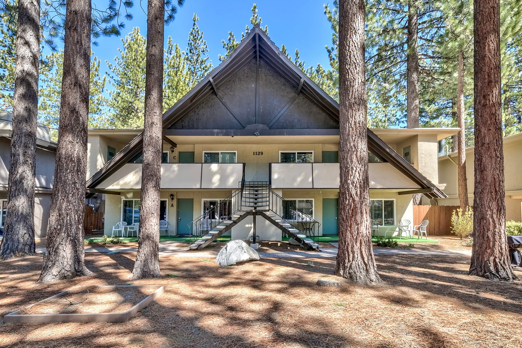 condominiums for Active at 1129 Herbert Avenue #A, South Lake Tahoe, CA 1129 Herbert Avenue #A South Lake Tahoe, California 96150 United States