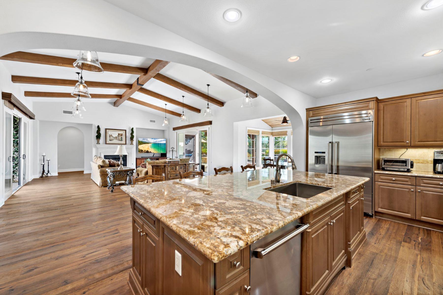 Single Family Homes por un Venta en California Living In Covenant Hills 5 Cowboy Road Ladera Ranch, California 92694 Estados Unidos